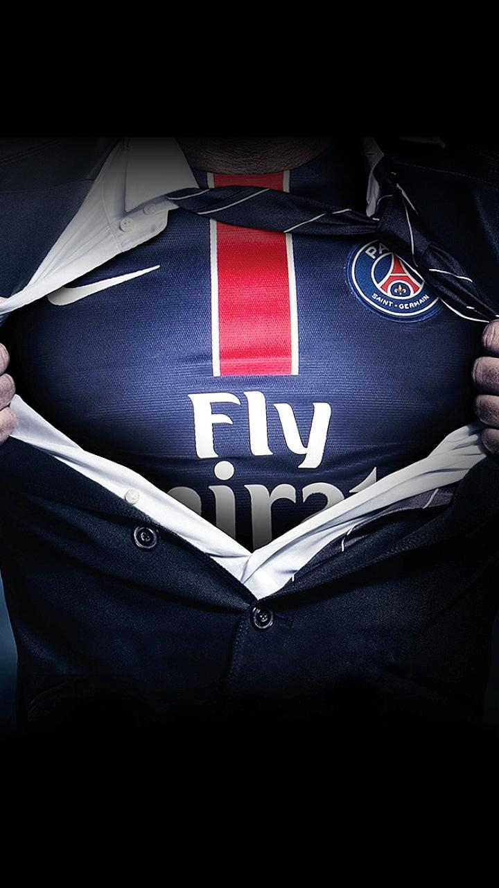 Download PSG Shirt Wallpapers To Your Cell Phone