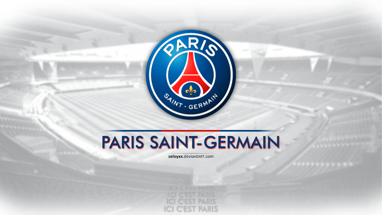 Paris Saint-Germain wallpaper by seloyxx on DeviantArt