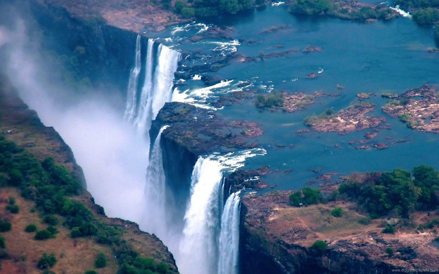 Victoria Falls-Zimbabwe | Latest Hd Wallpapers