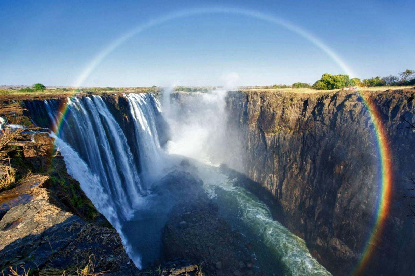 Victoria Falls Zimbabwe | Latest Hd Wallpapers - CitiesTips.com