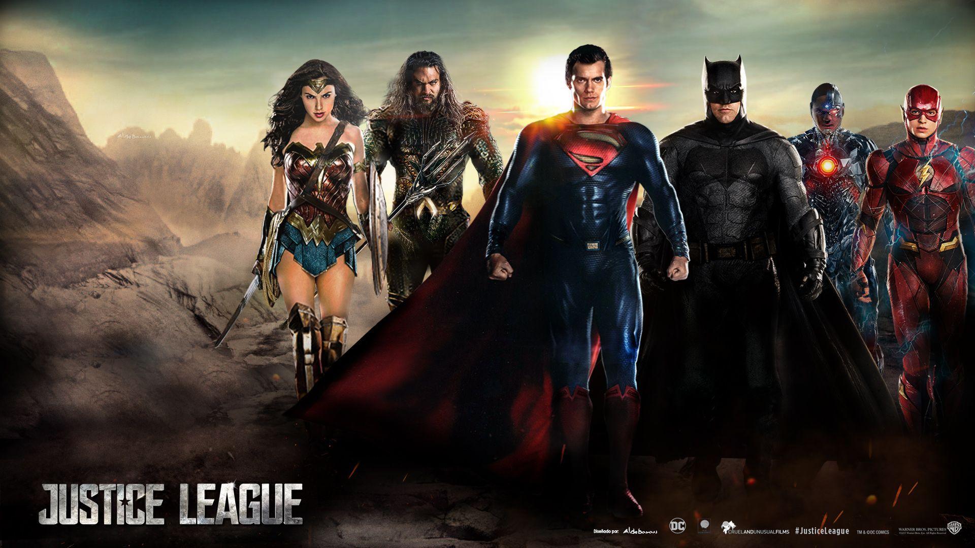 Wonder Woman Justice League 4k Fan Art Hd Movies 4k: Justice League 2017 Wallpapers