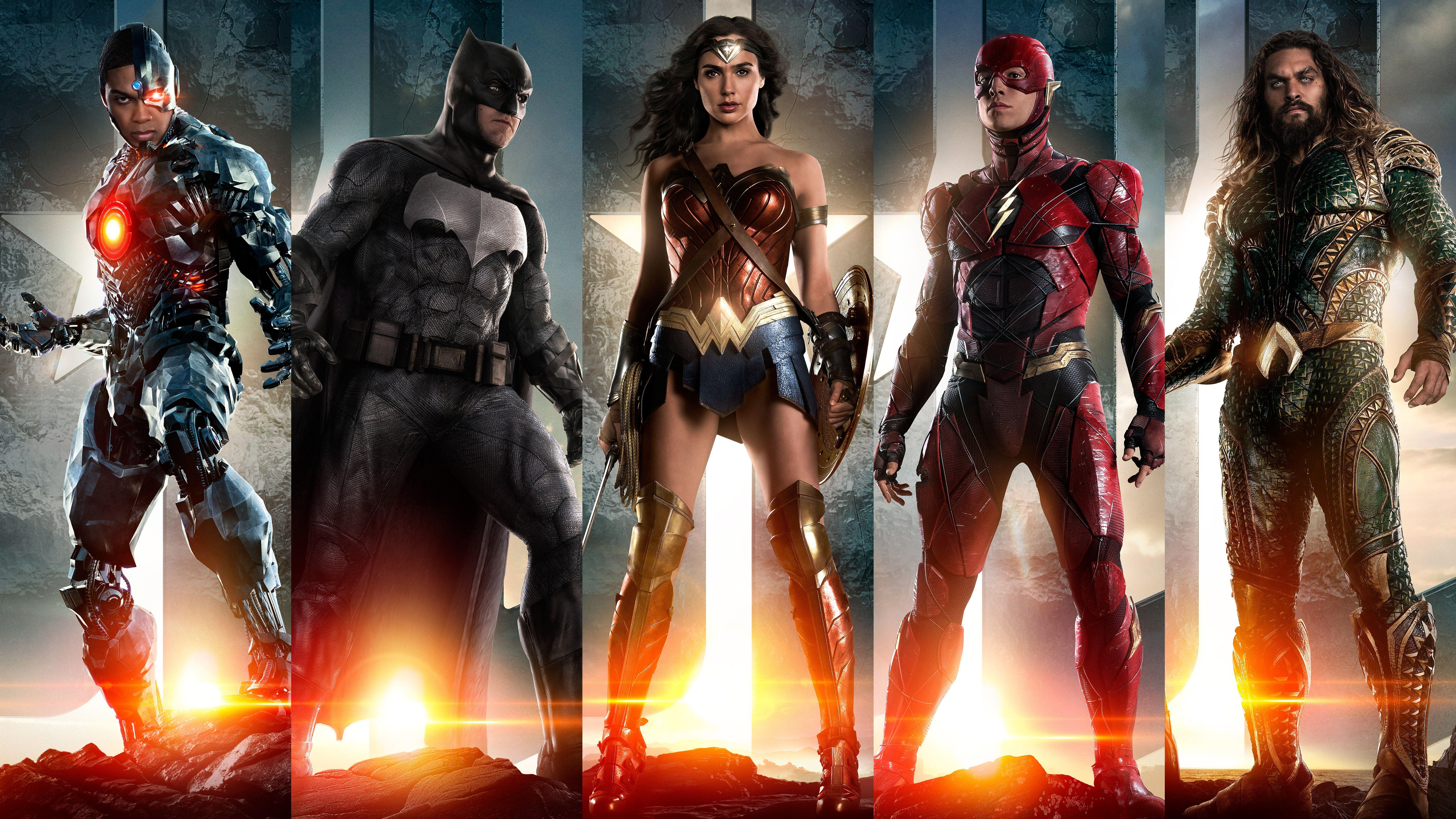 Wallpaper Justice League 2017 Movies Flash Superman: Justice League 2017 Wallpapers