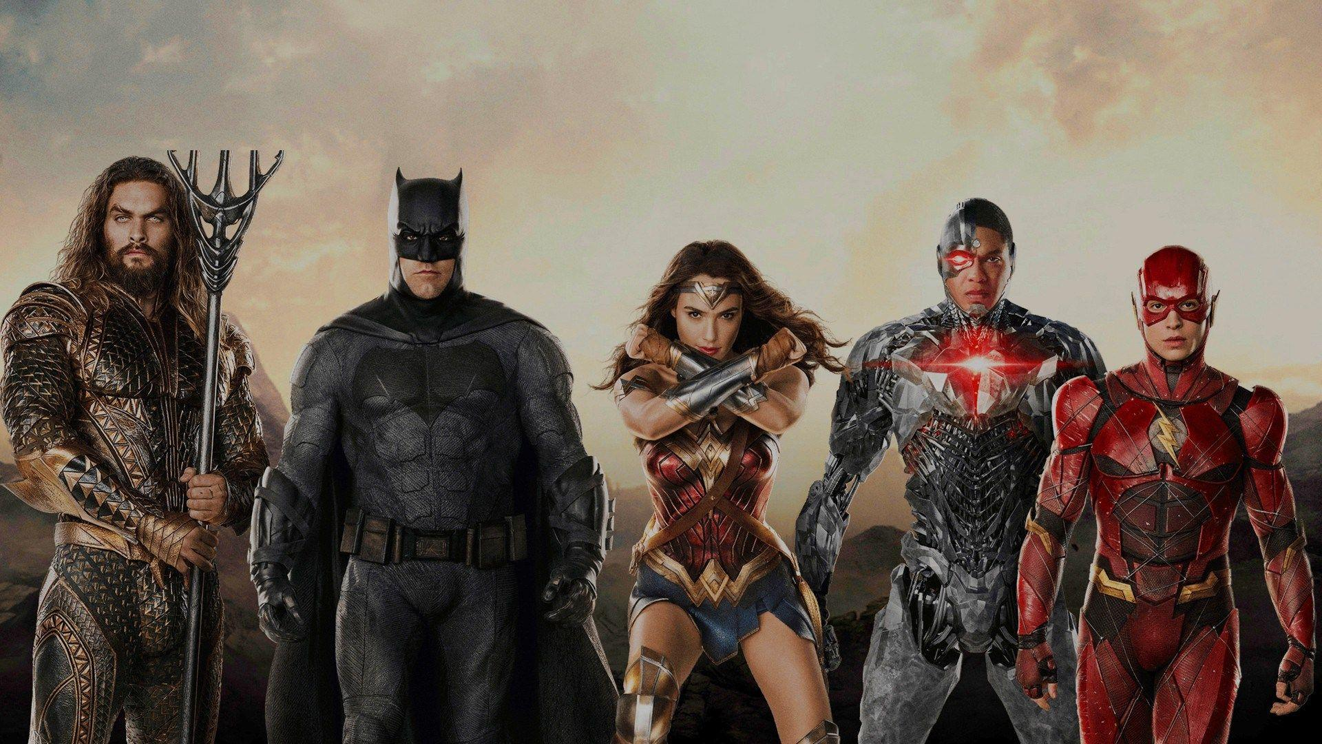 Justice League 2017 Wallpapers  Wallpaper Cave