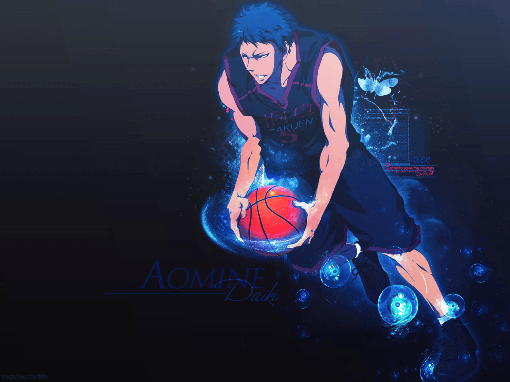 aomine daiki iphone