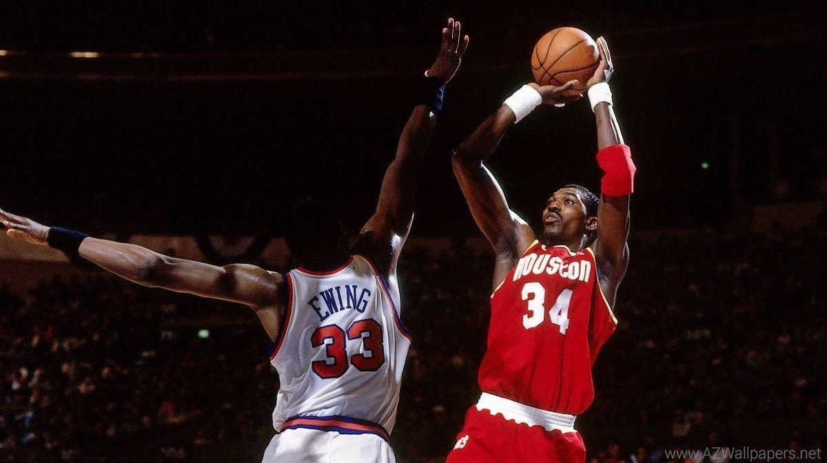 Hakeem Olajuwon Wallpapers Desktop Backgrounds