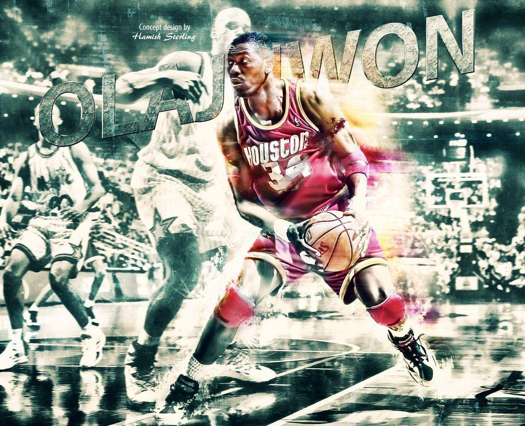Hakeem Olajuwon wallpapers by HPS74