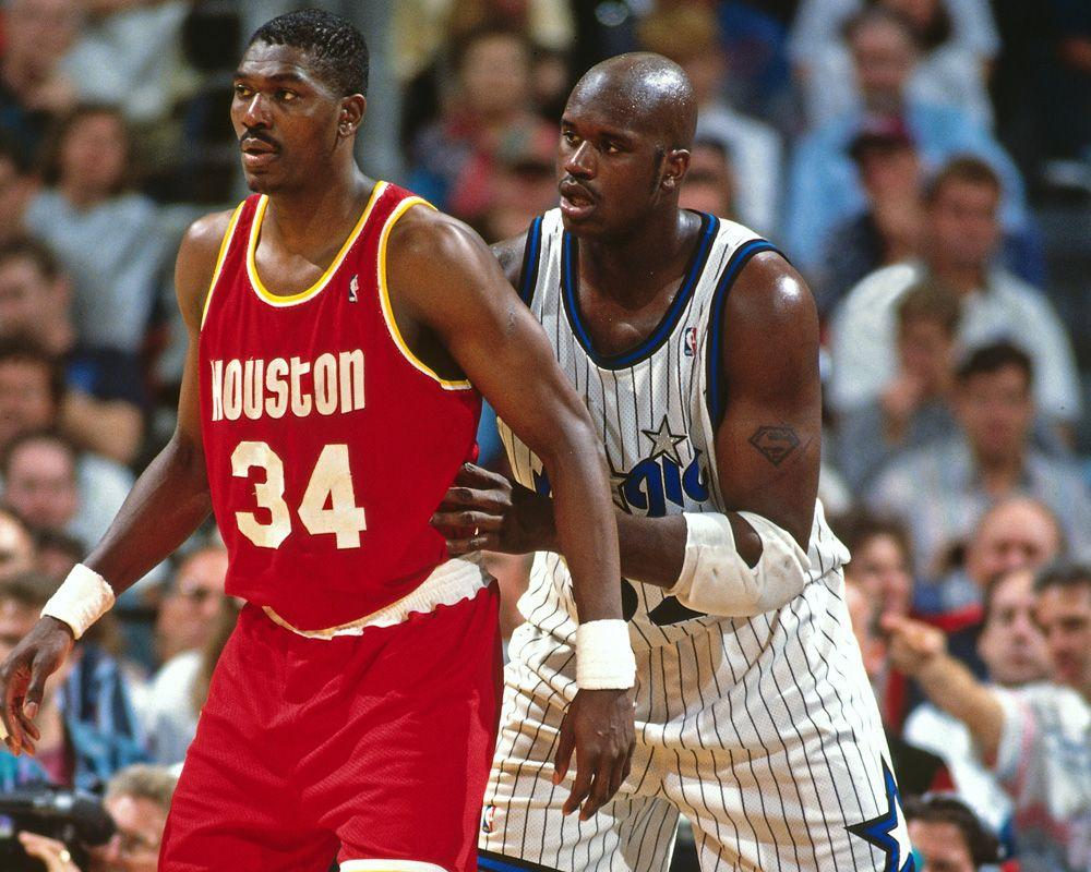 Hakeem Olajuwon: 'Small Ball Won't Eliminate Big Men'