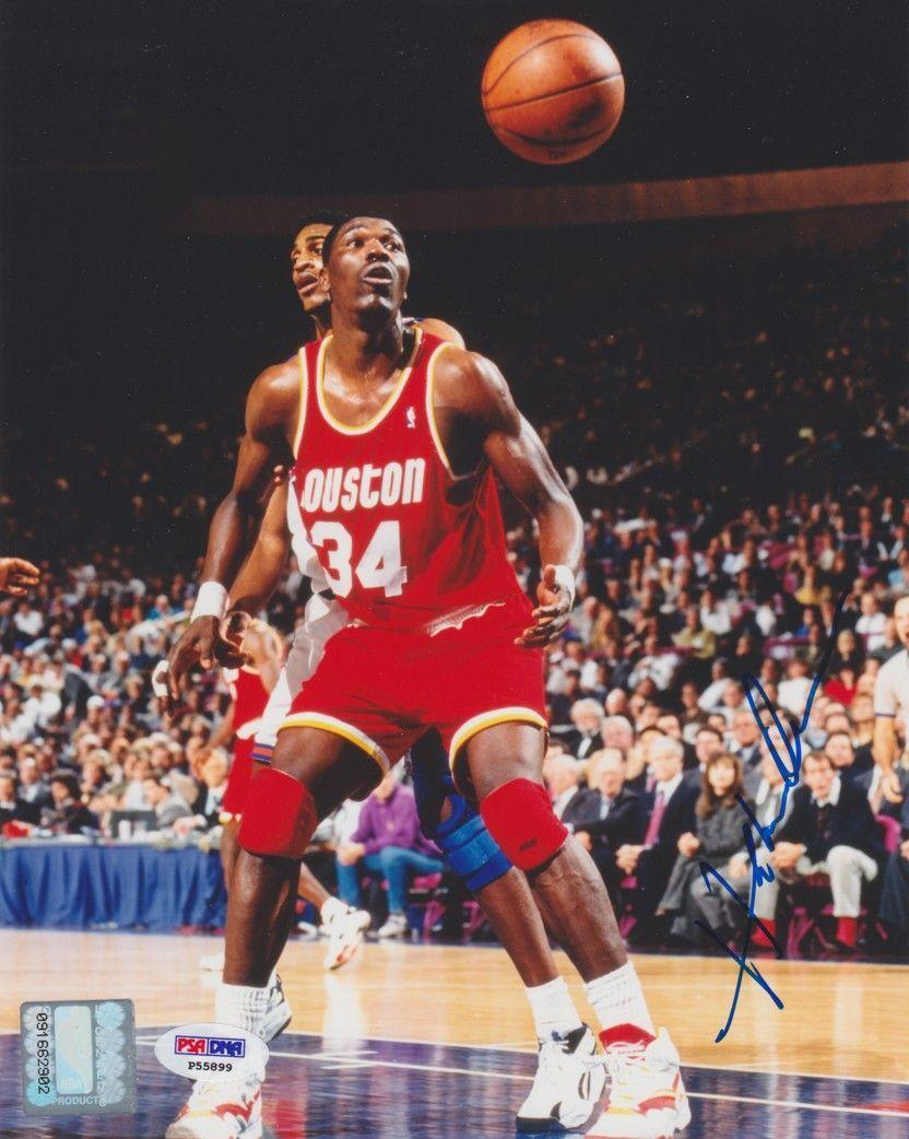 Hakeem 'The Dream' Olajuwon