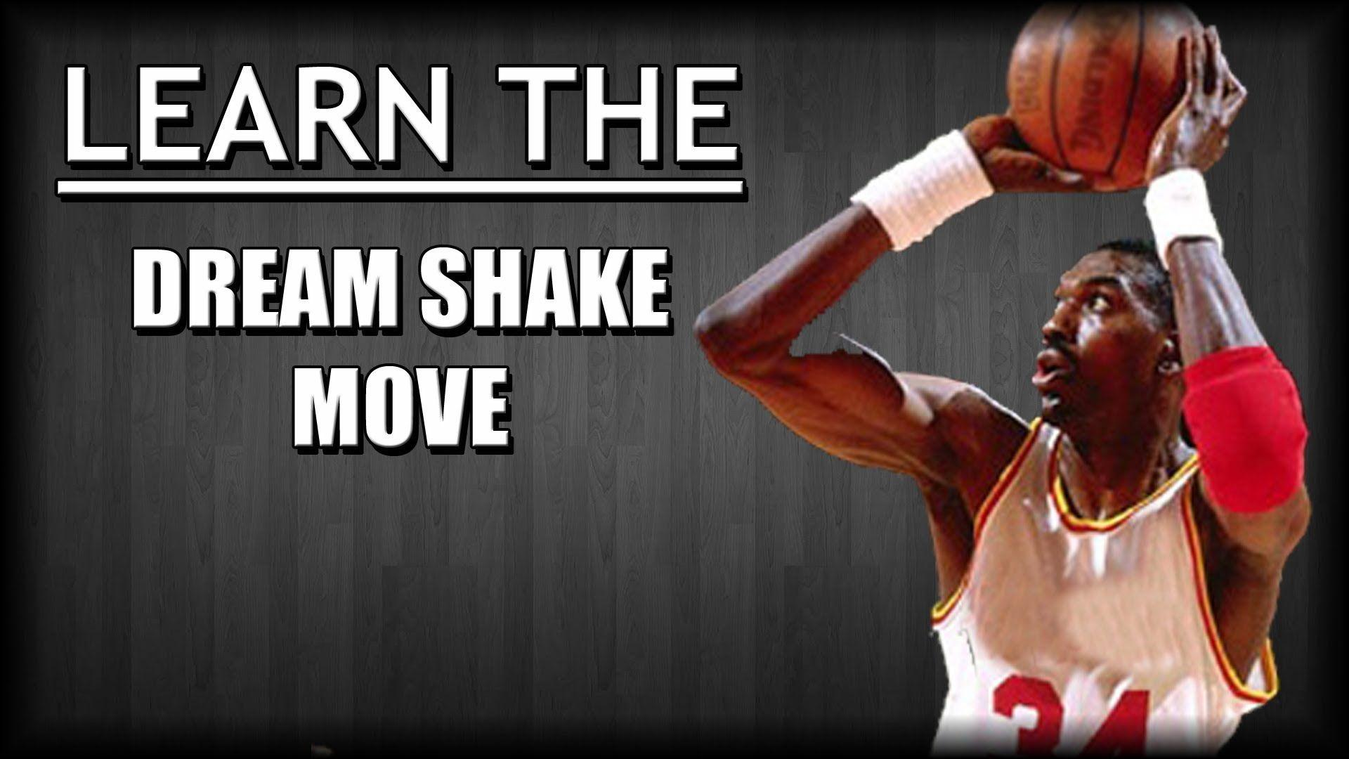 Hakeem Olajuwon Shake Move: Basketball Moves