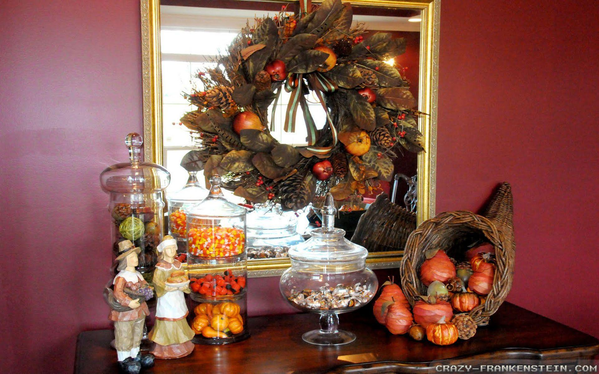 Thanksgiving Day Decorations wallpapers 2 - Crazy Frankenstein