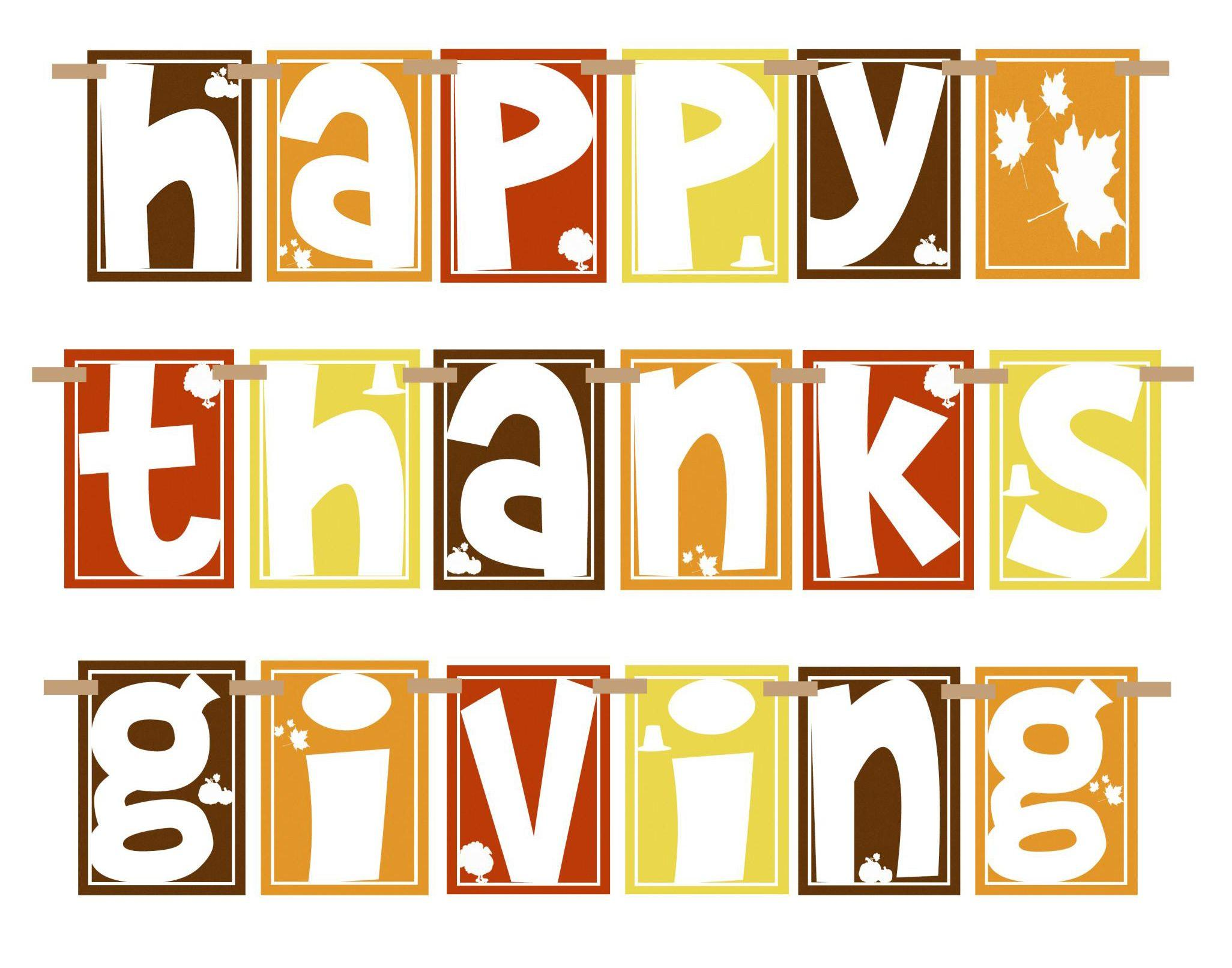 Happy Thanksgiving Clipart Pictures, Photos, and Images for ...