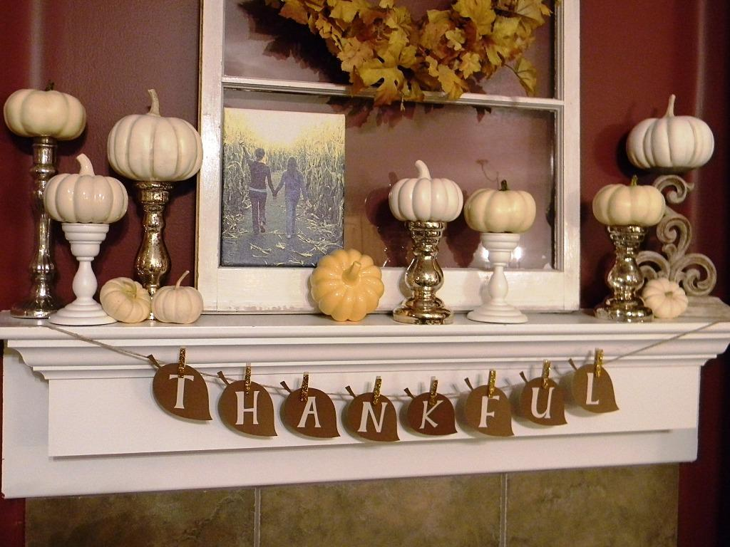 Perfect Thanksgiving Decorations Has Basket Thanksgiving ...