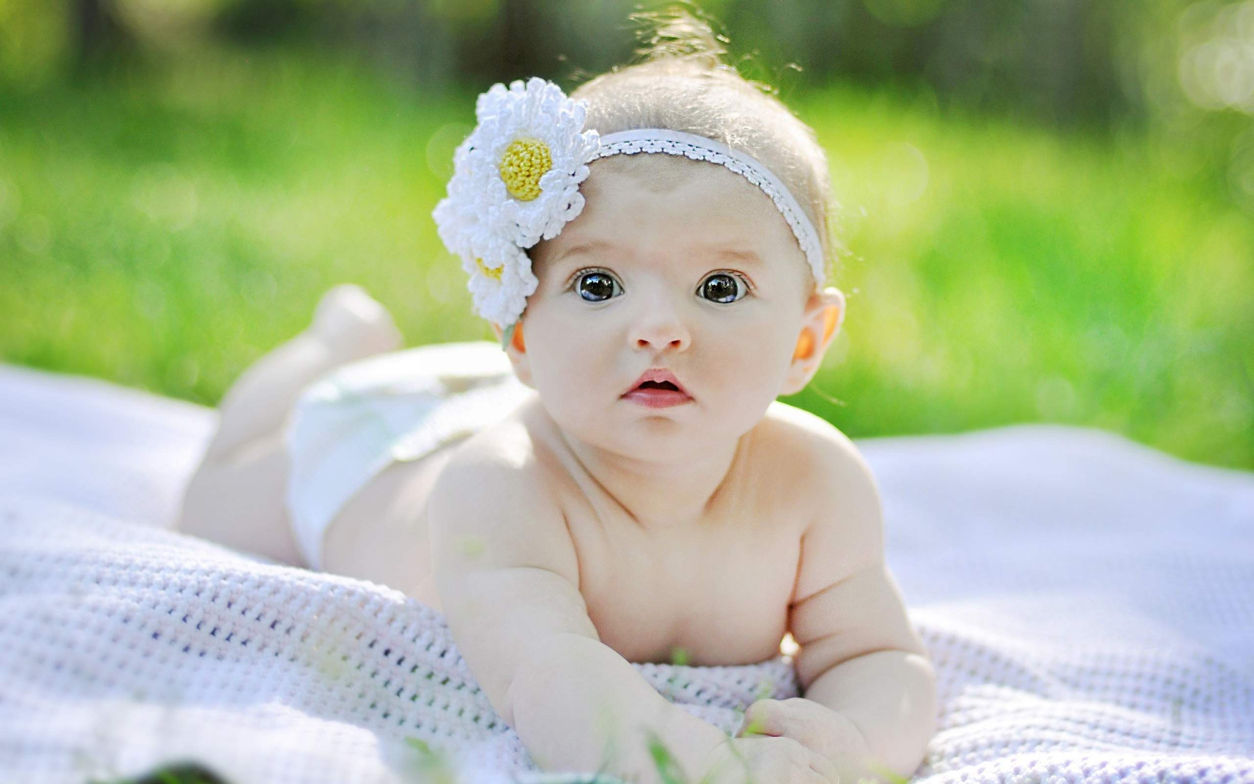 Cute Baby Girls Wallpapers