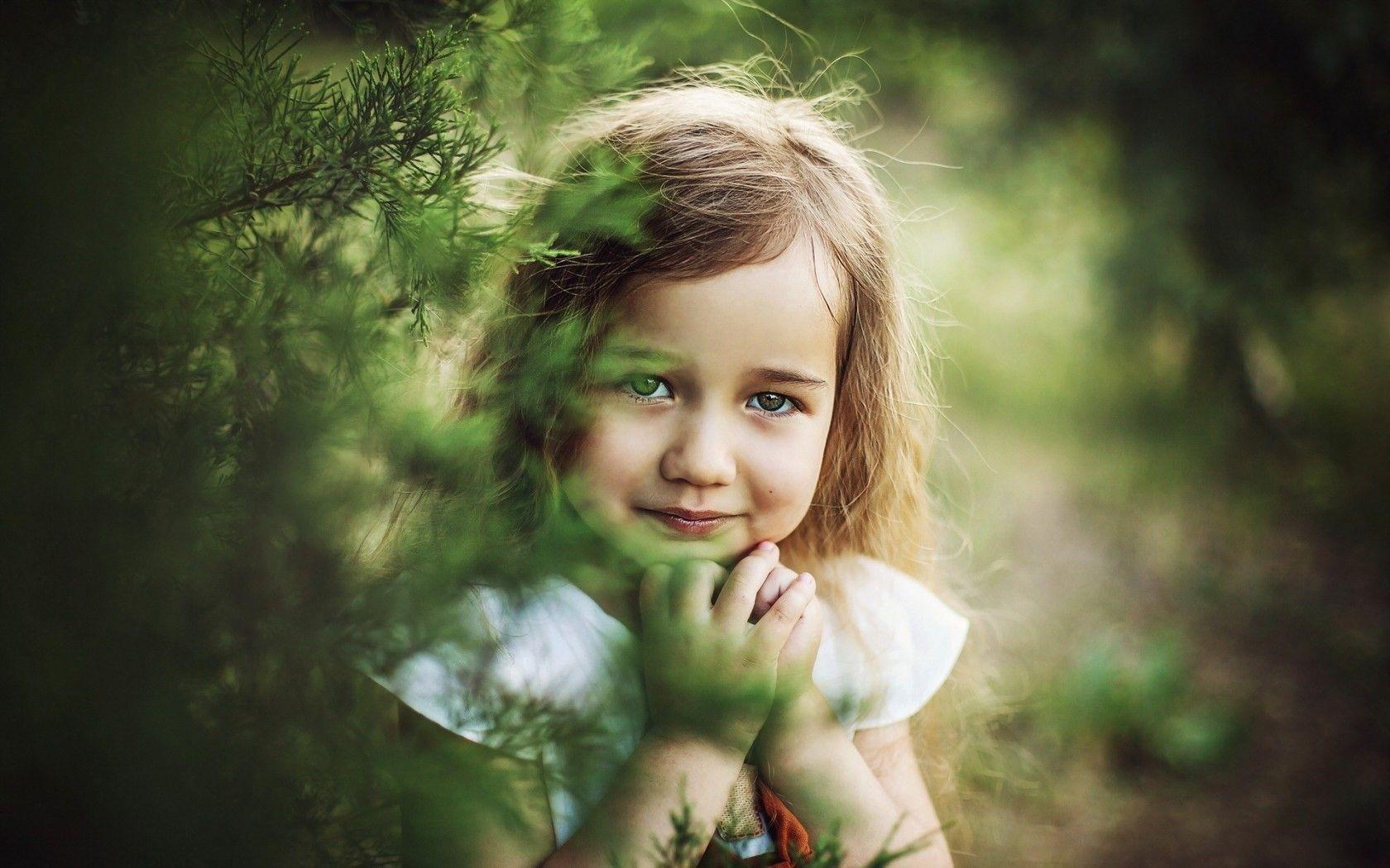 Beautiful Cute Baby Girls Wallpapers Wide