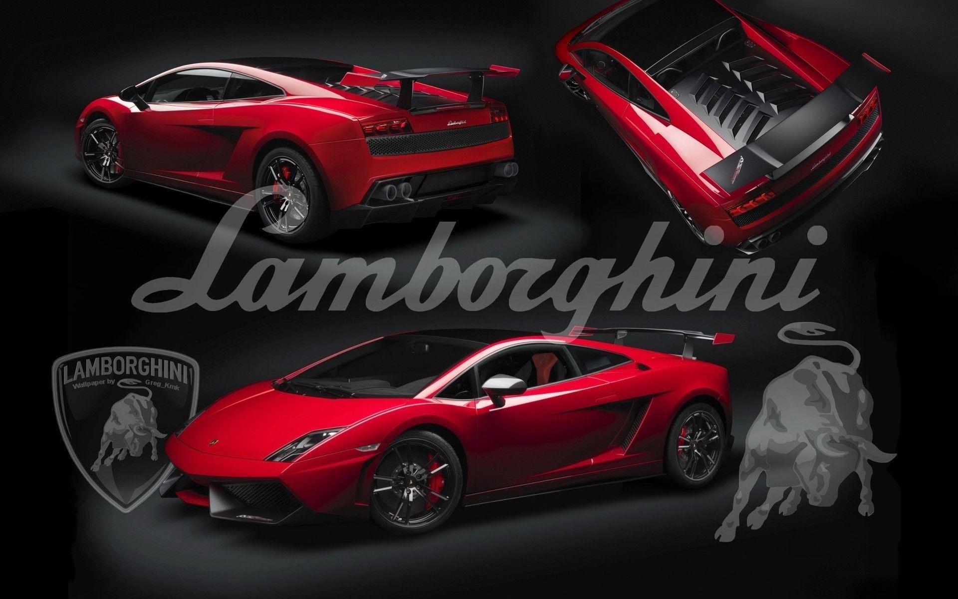 Black And Red Lamborghini Wallpaper 28 With