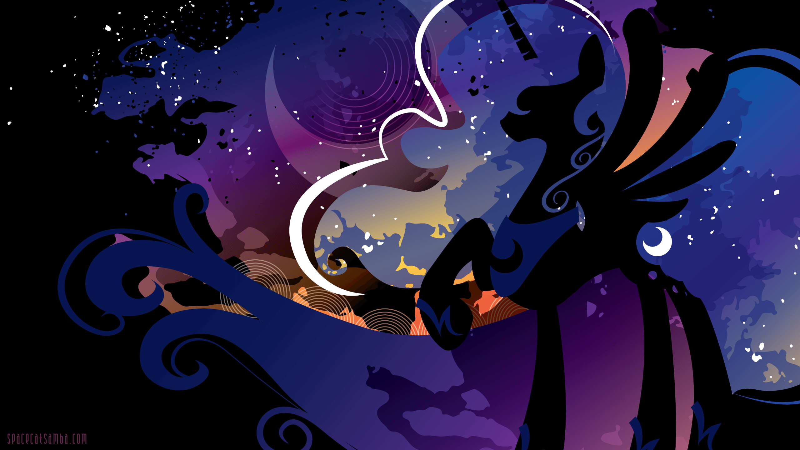 Princess Luna Wallpapers - Wallpaper Cave