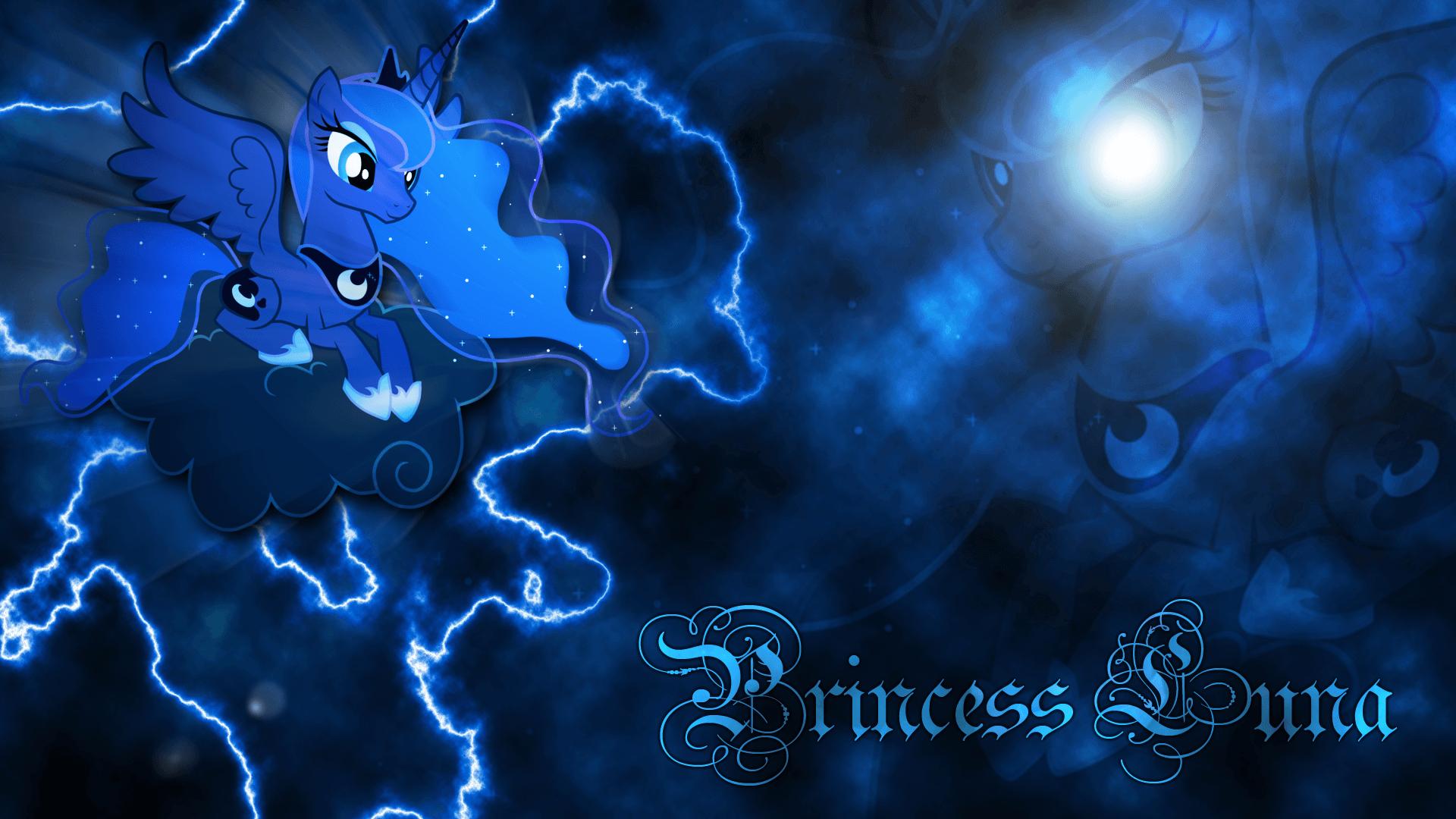blinking princess luna wallpaper - photo #49