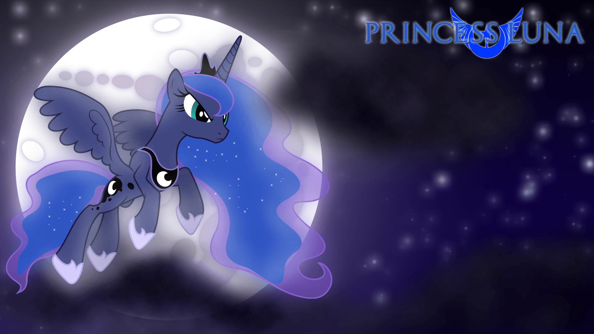 blinking princess luna wallpaper - photo #12