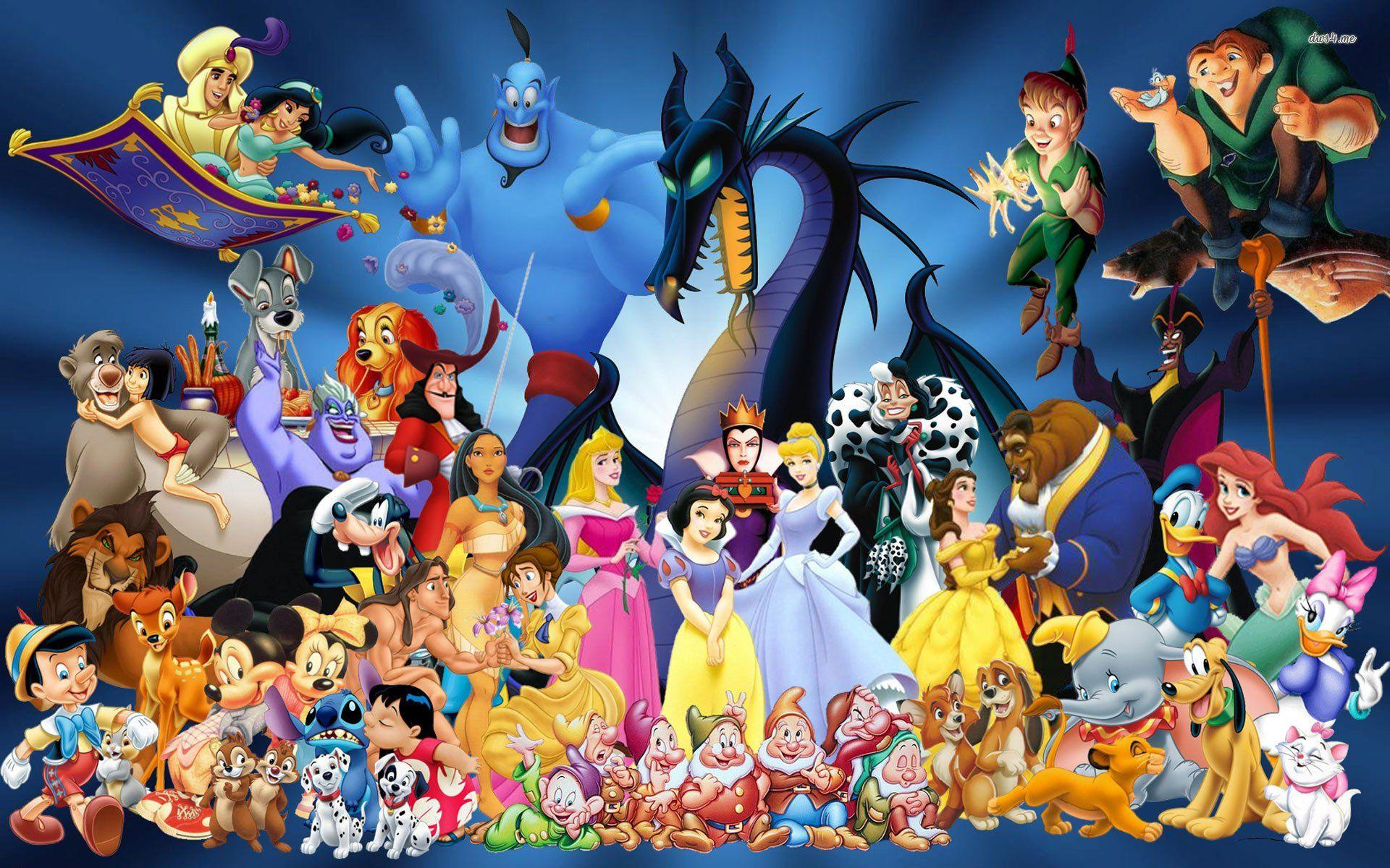 Disney Fall Wallpapers Wallpaper Cave