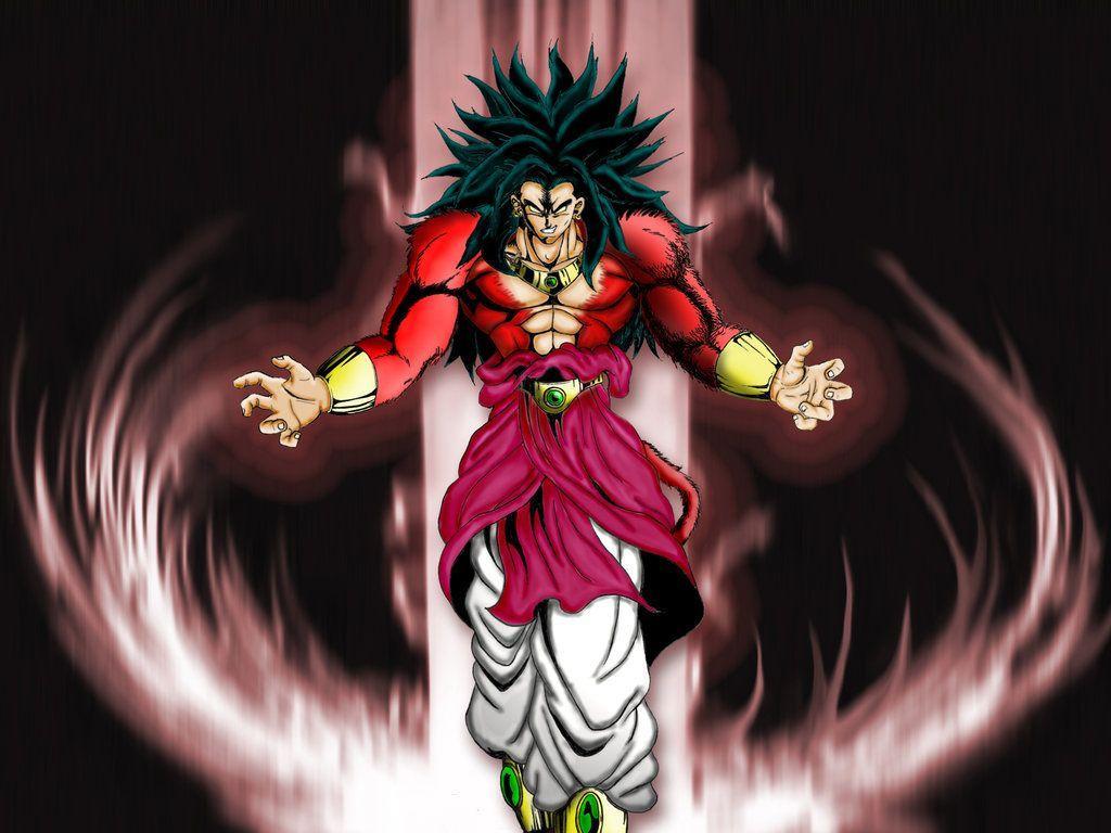 Goku Super Saiyan 4 Wallpapers Wallpaper Cave