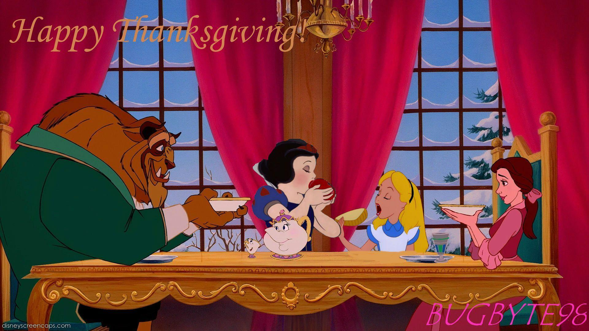 Disney Thanksgiving Wallpapers HD Free Download