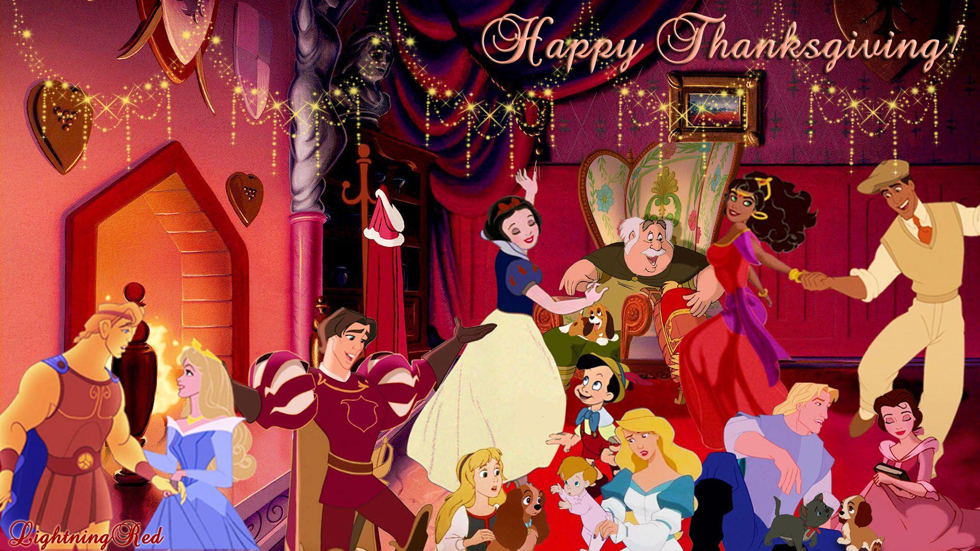 Free Disney Thanksgiving Wallpapers High Quality Resolution « Long