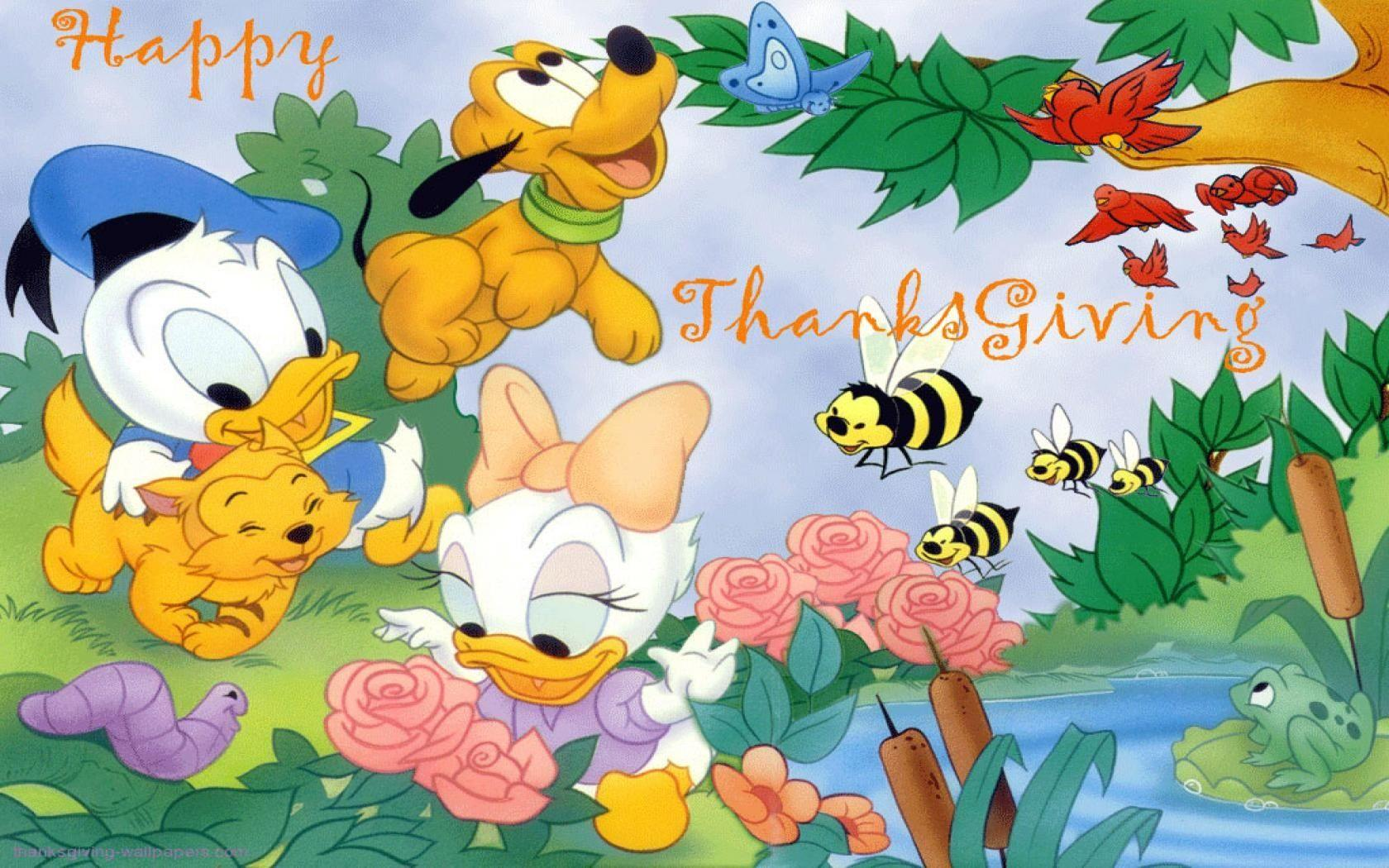disney thanksgiving backgrounds hd