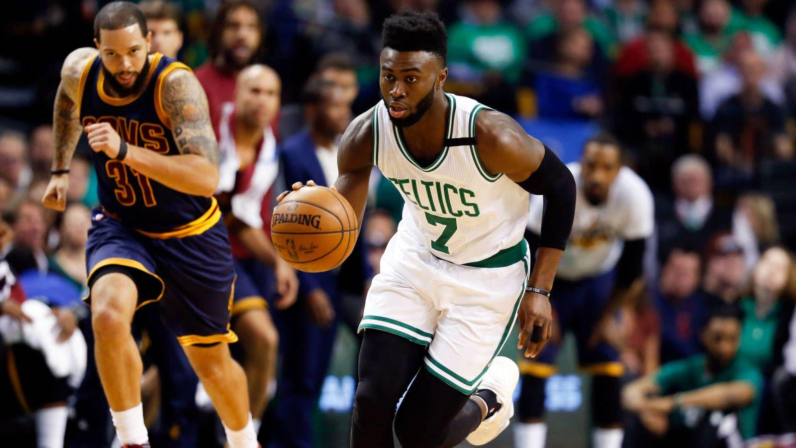 Report: Cavs want Celtics to include Jaylen Brown or Jayson Tatum