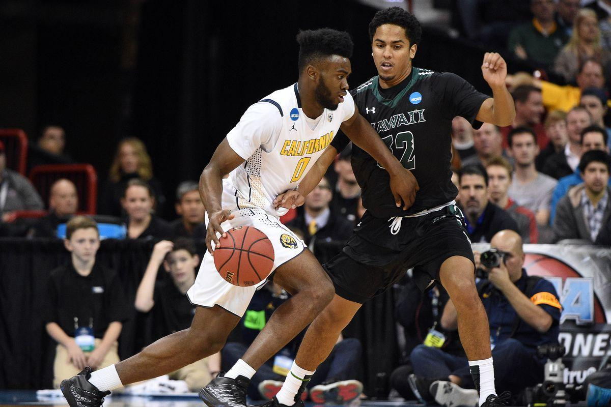 California's Jaylen Brown has the body of an NBA star, but his