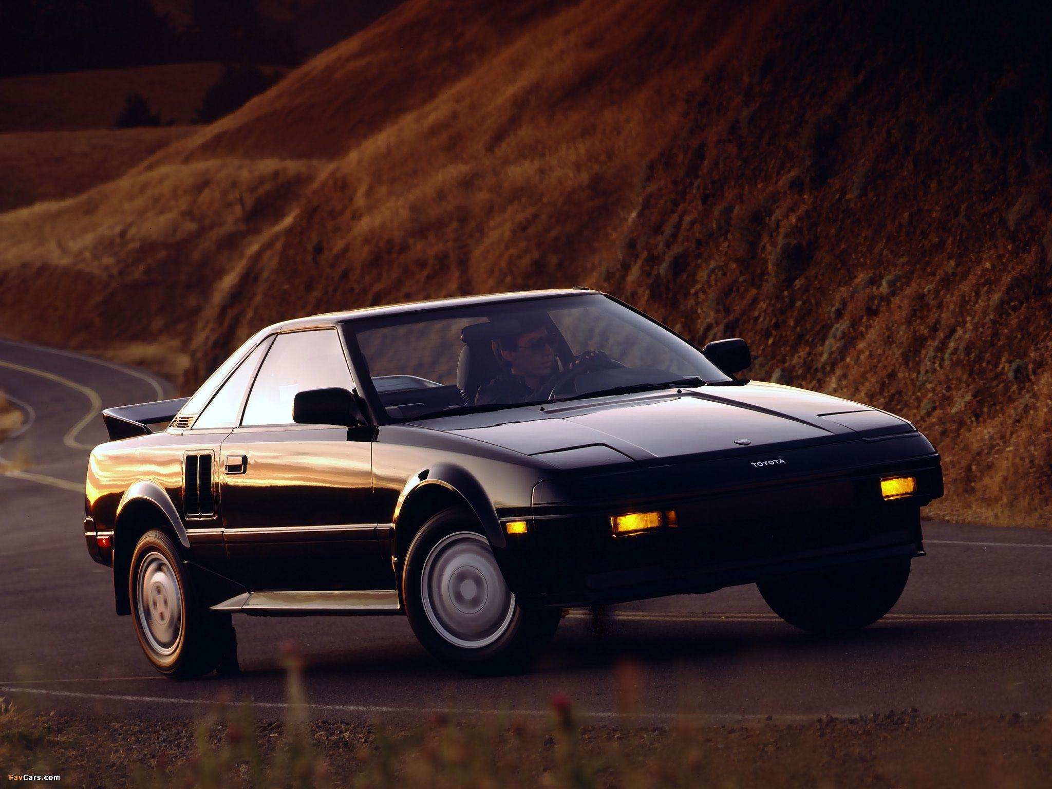 Toyota Mr2 Wallpapers