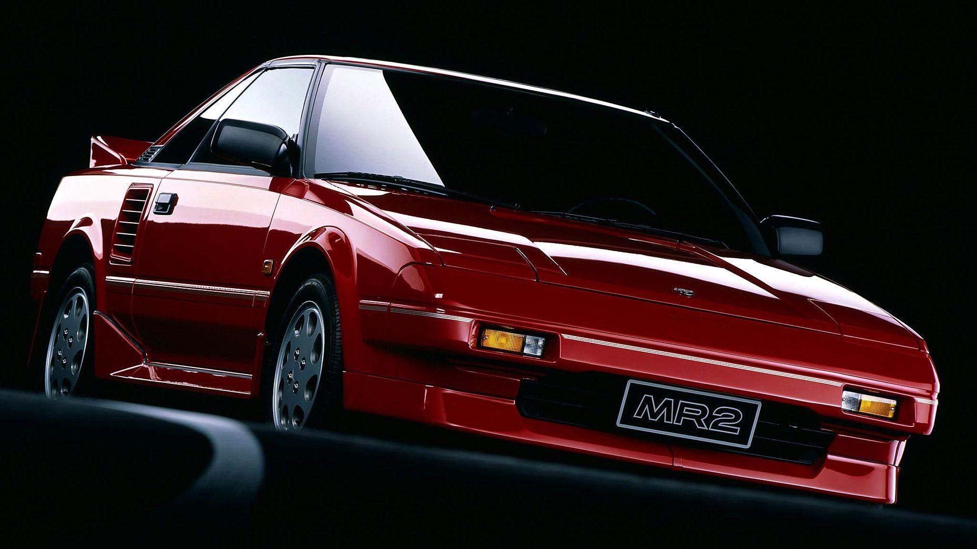 1988 Toyota MR2 SC Wallpapers & HD Image