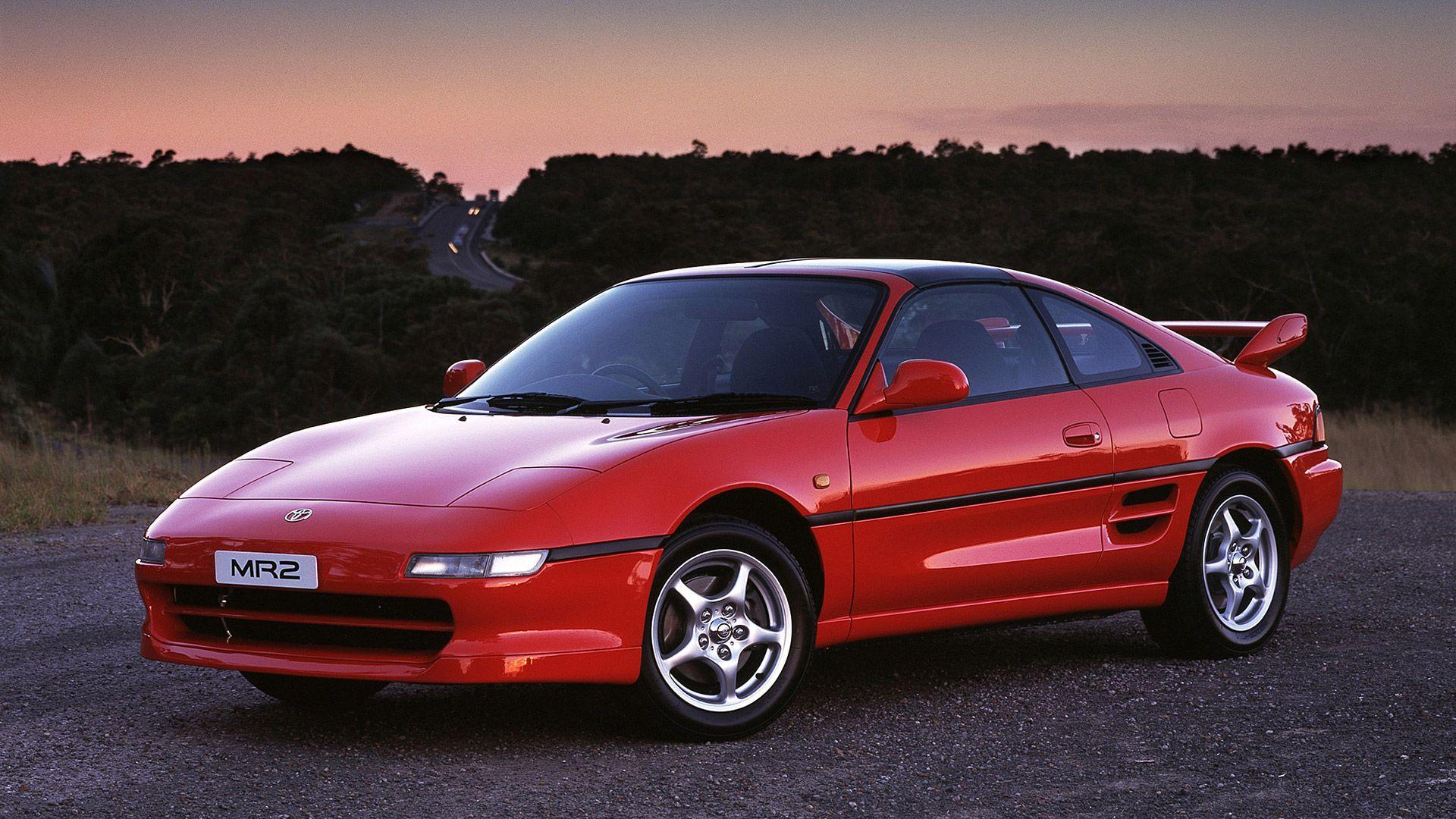 1993 Toyota MR2 Wallpapers & HD Image