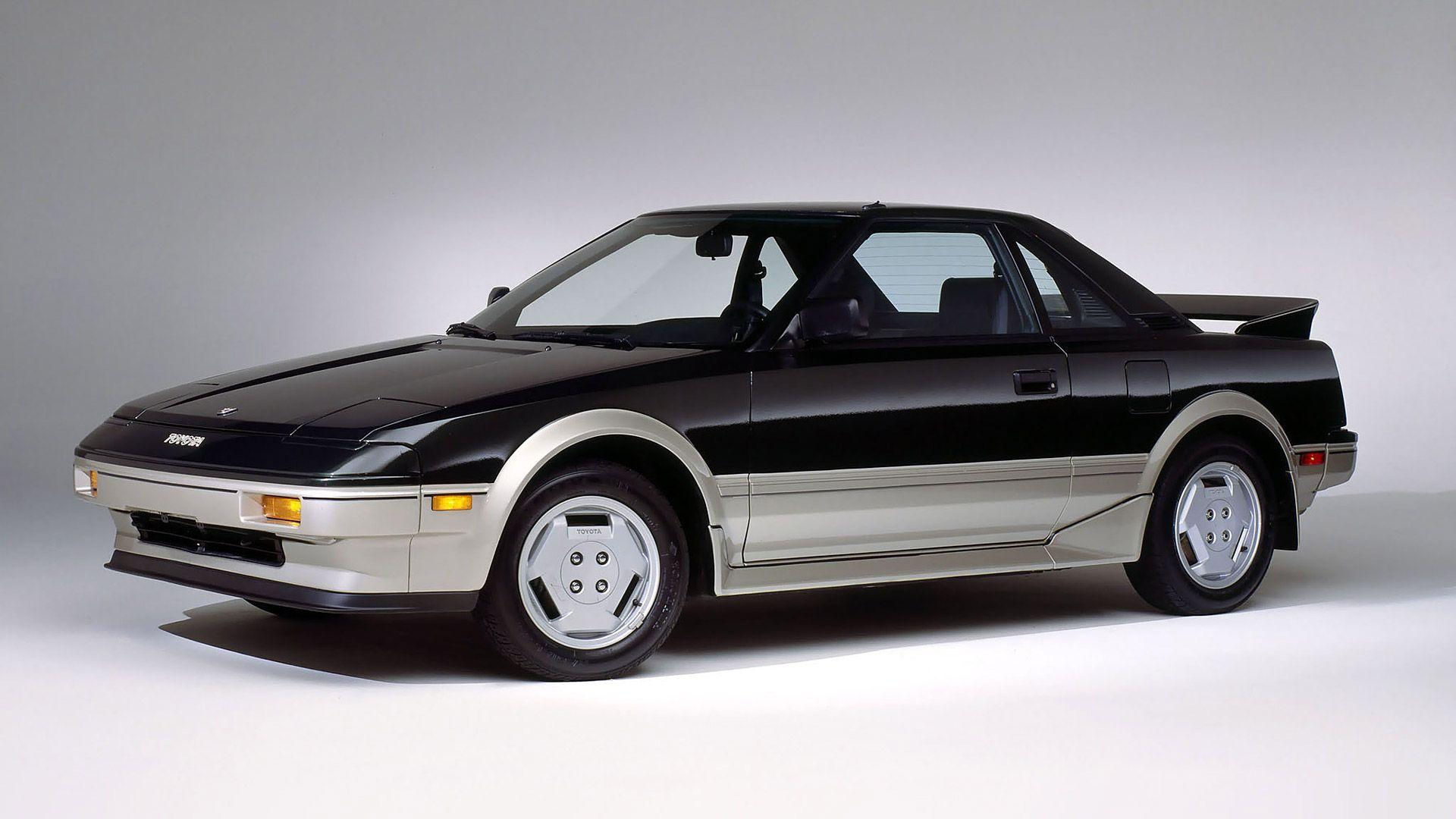 1985 Toyota MR2 Wallpapers & HD Image