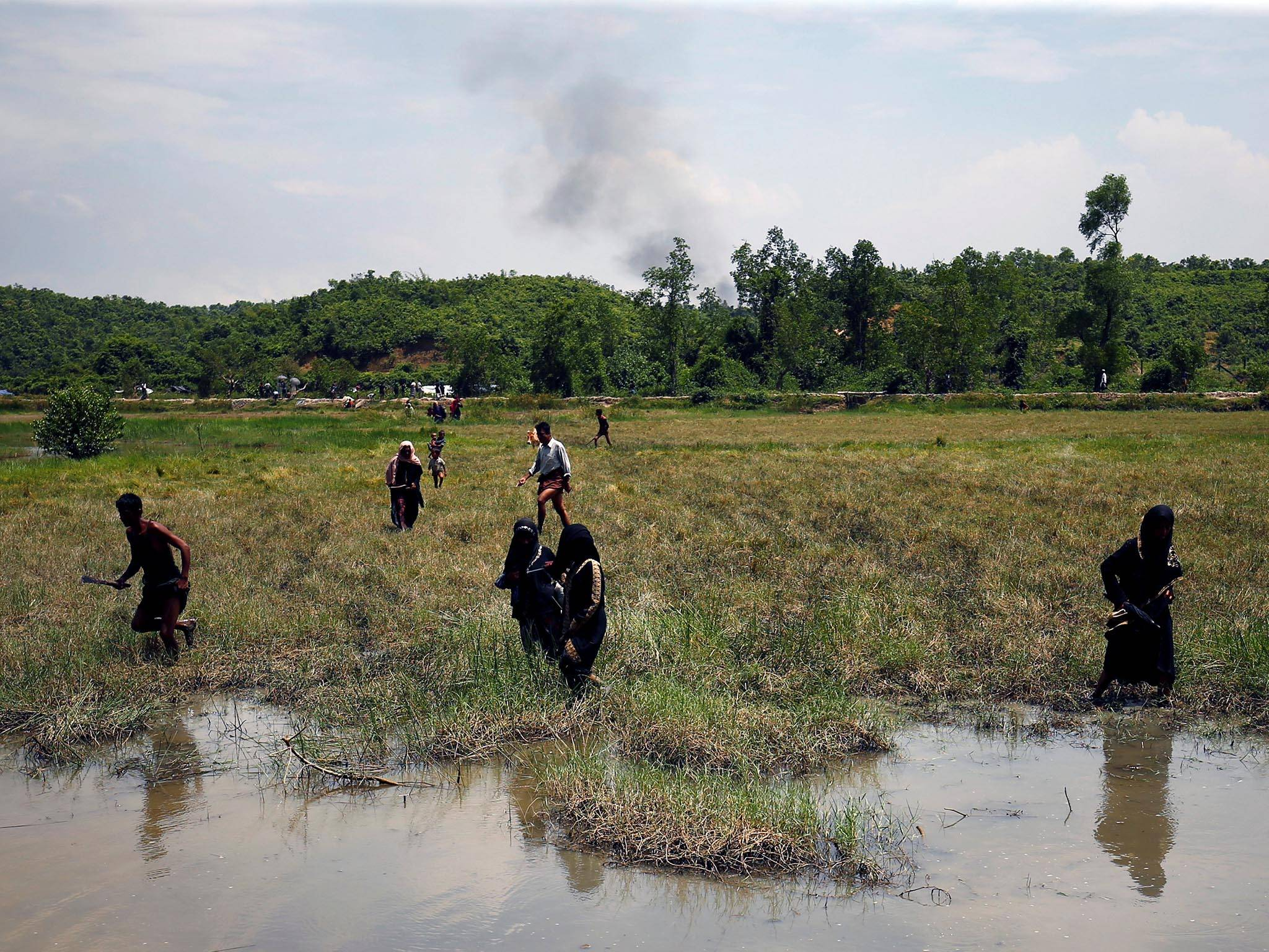 Burma: More than 100 Rohingya Muslims massacred in Rakhine state