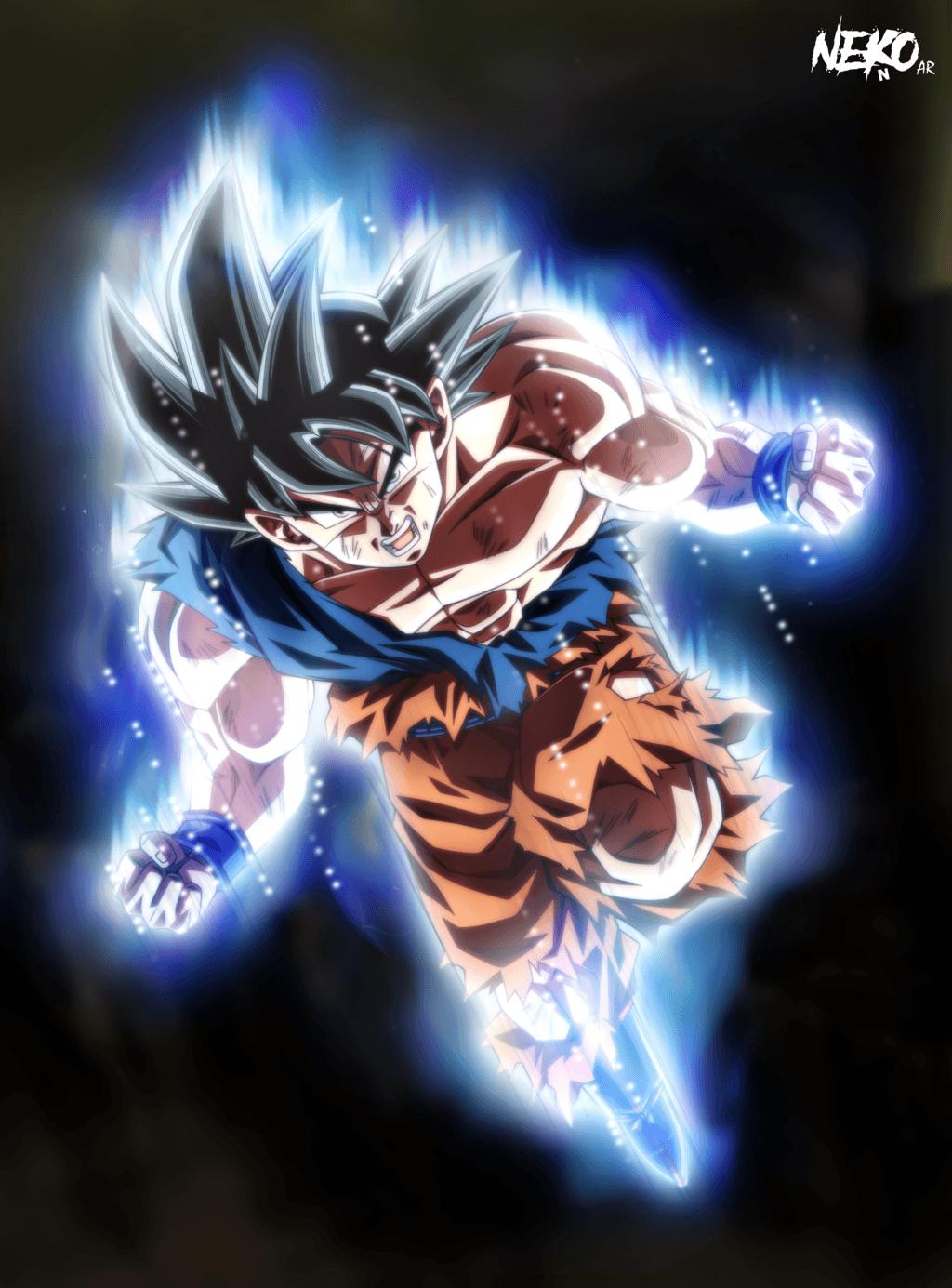 Goku Ultra Instinct Wallpapers Wallpaper Cave