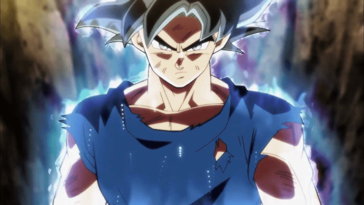 Goku Ultra Instinct Wallpaper 1080p: Goku Ultra Instinct Wallpapers