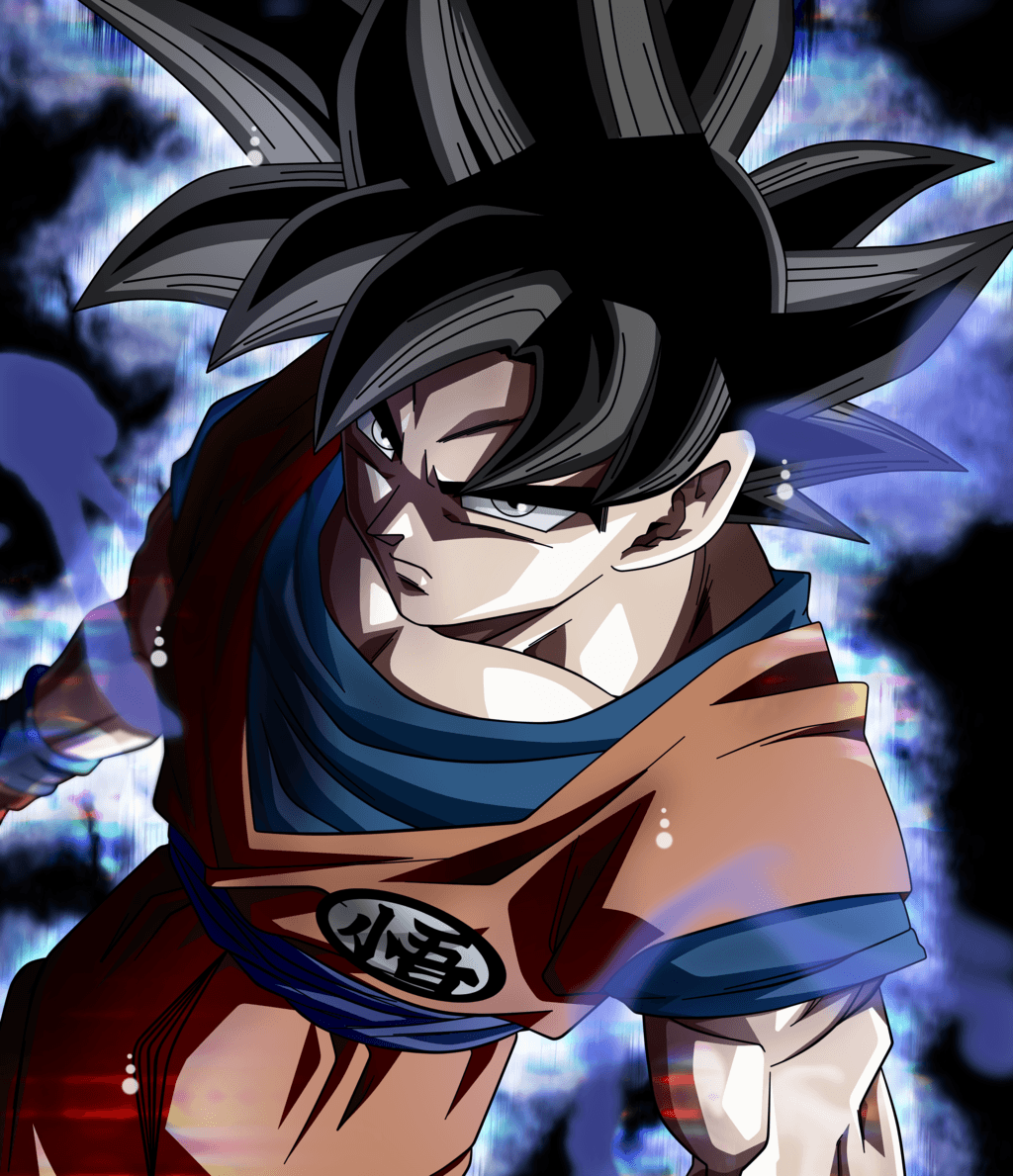Ultra Instinct Dragon Ball Super Wallpaper: Goku Ultra Instinct Wallpapers