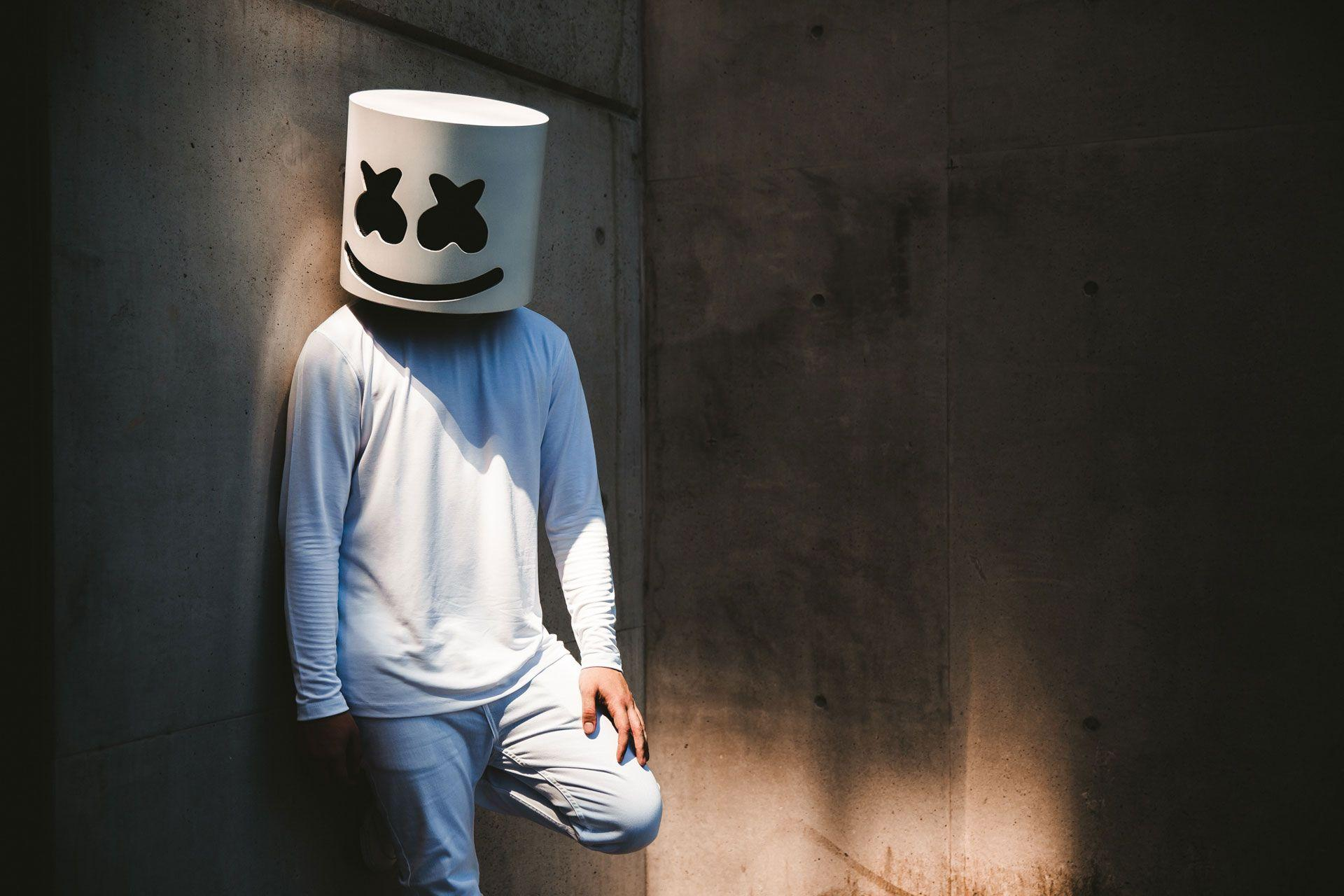 Marshmello DJ Wallpapers - Wallpaper Cave