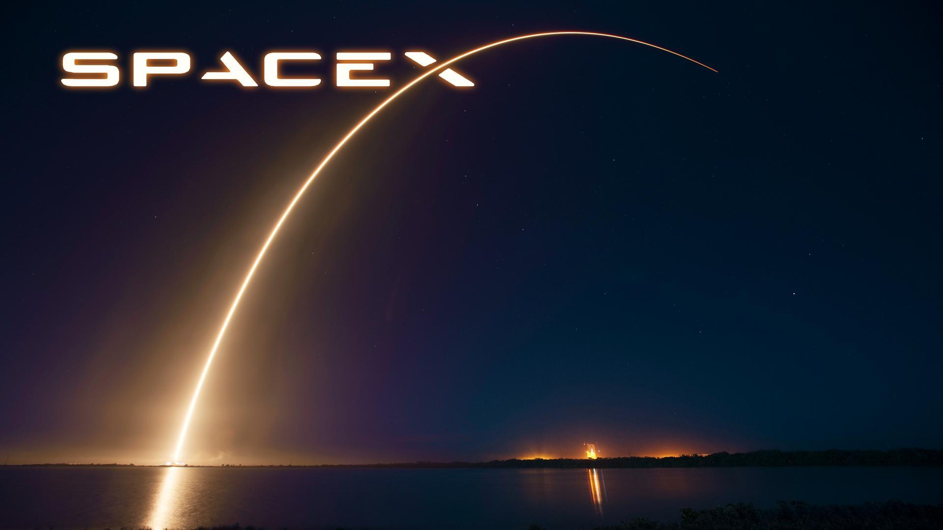SpaceX Wallpapers - Wallpaper Cave