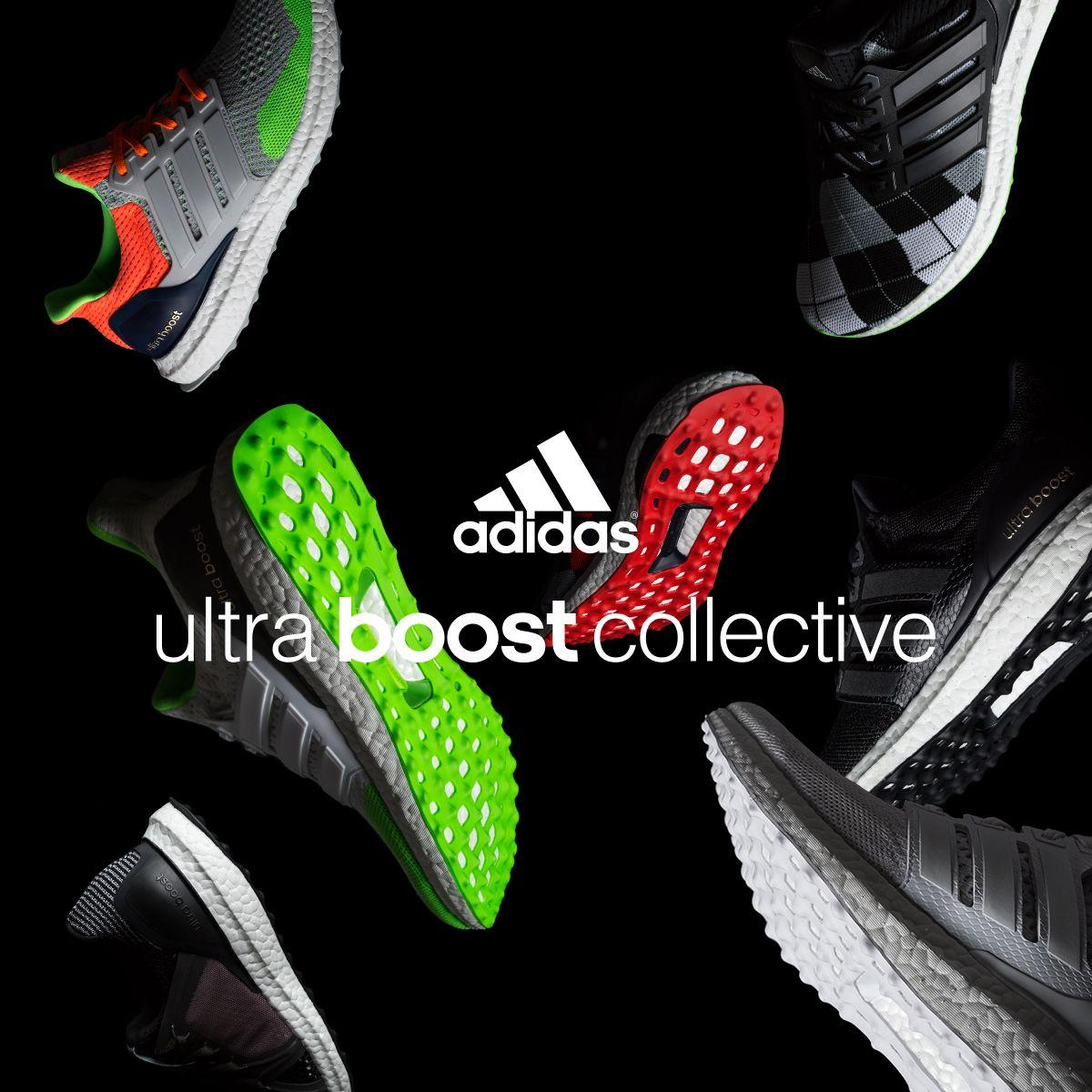 e7246f5f7 adidas Presents the Ultra BOOST Collective Limited-Edition Drop