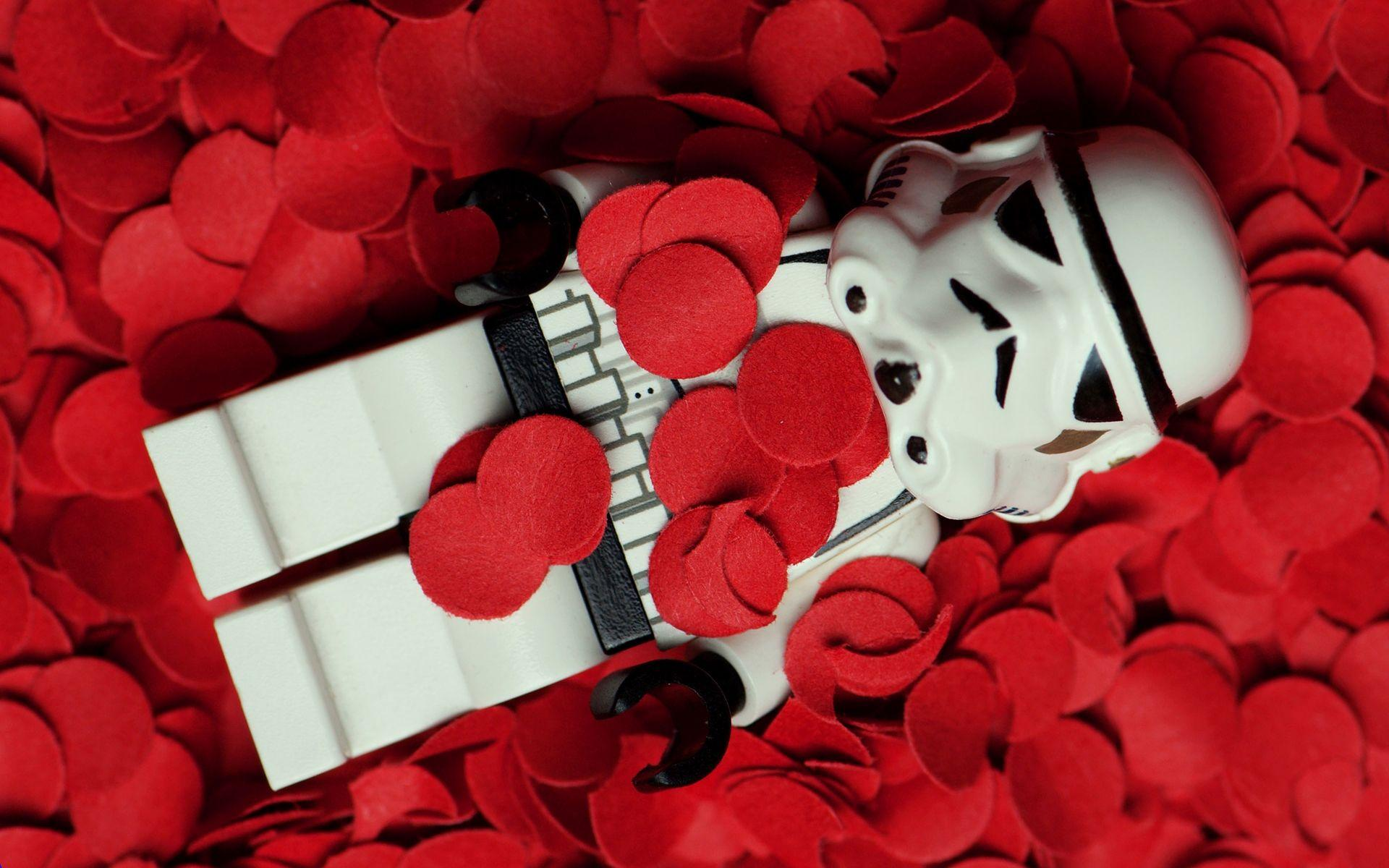 Stormtroopers Legos American Beauty Wallpapers HD / Desktop and
