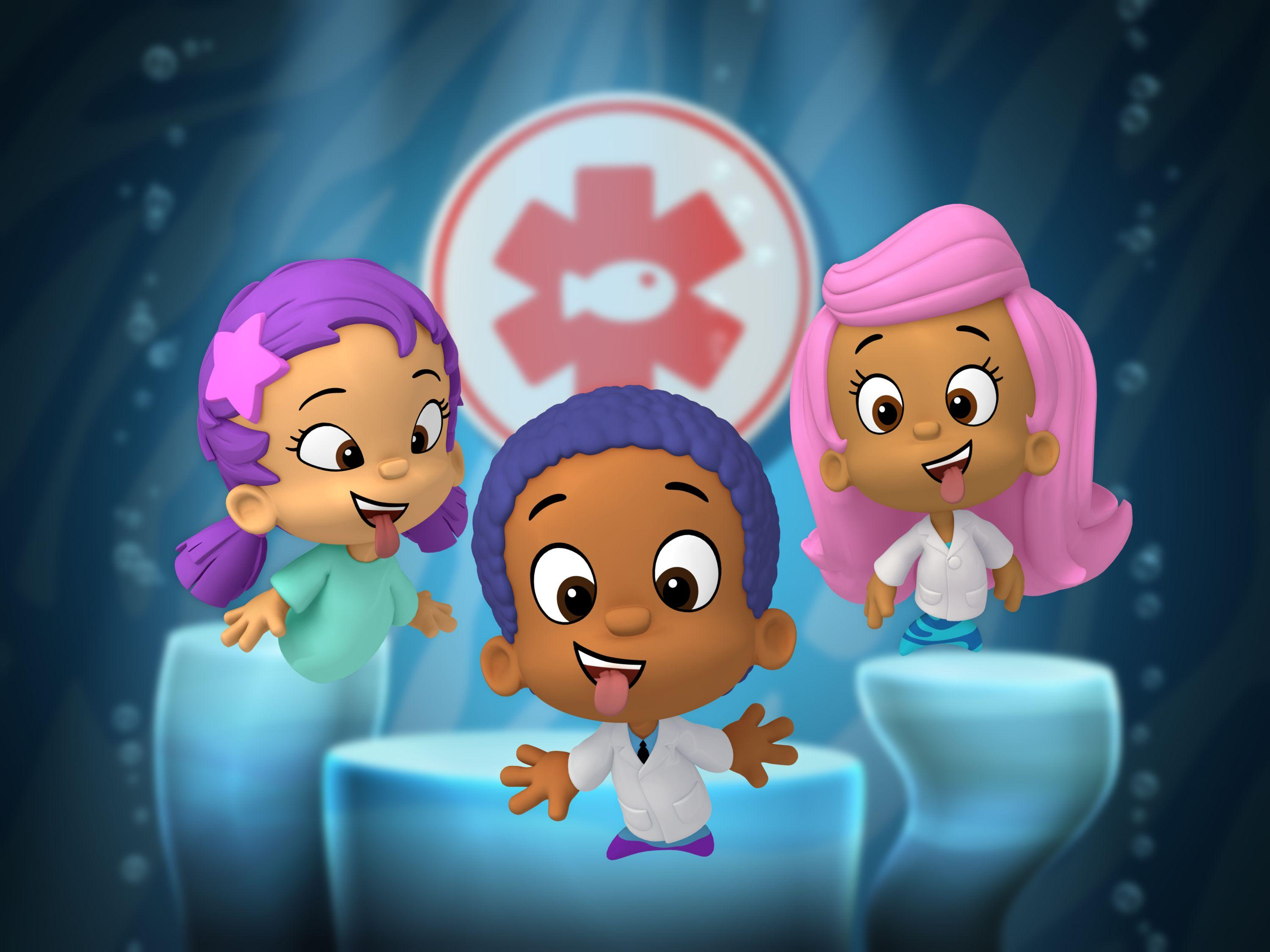 Bubble Guppies Background 9