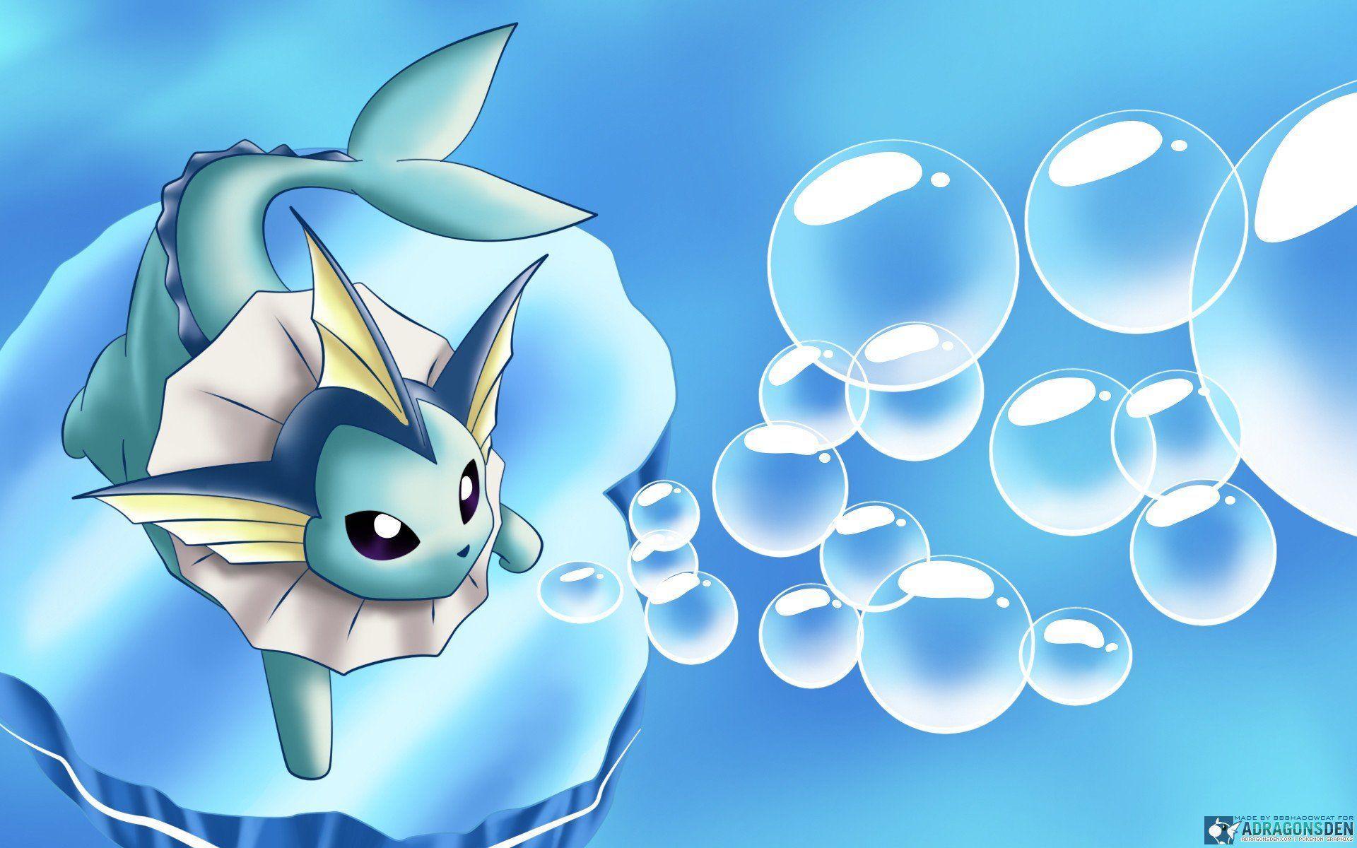 Pokémon Water Wallpapers Wallpaper Cave