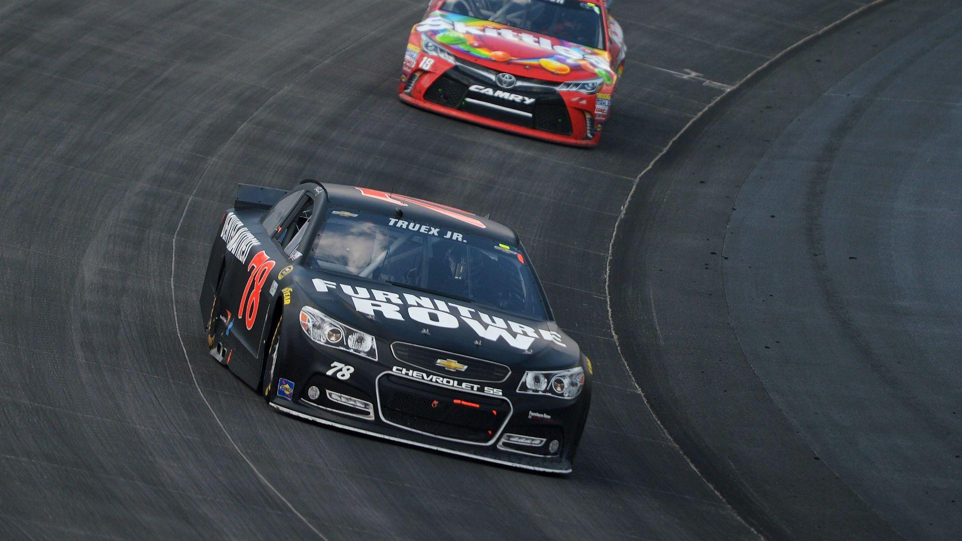 Third time is not the charm for Martin Truex Jr.
