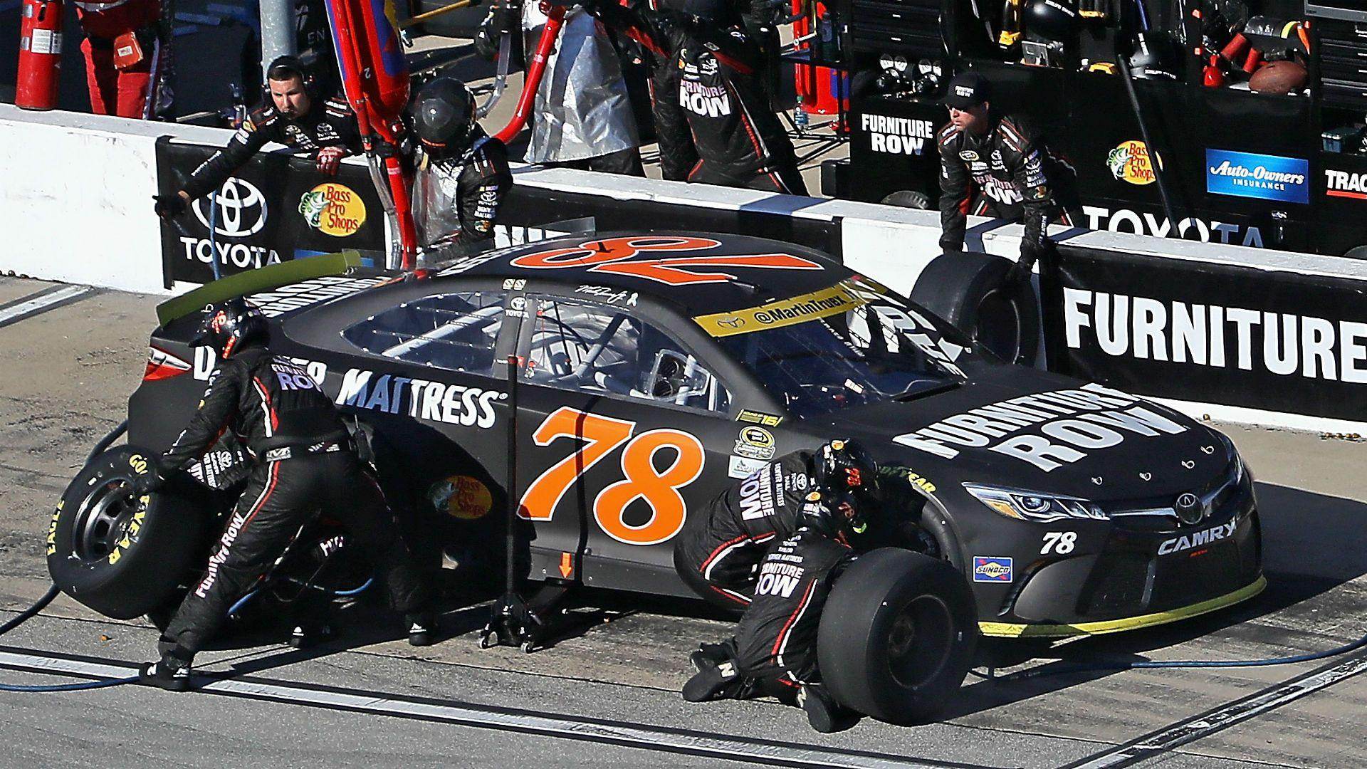 Martin Truex Jr. team blames failed inspection on contact from