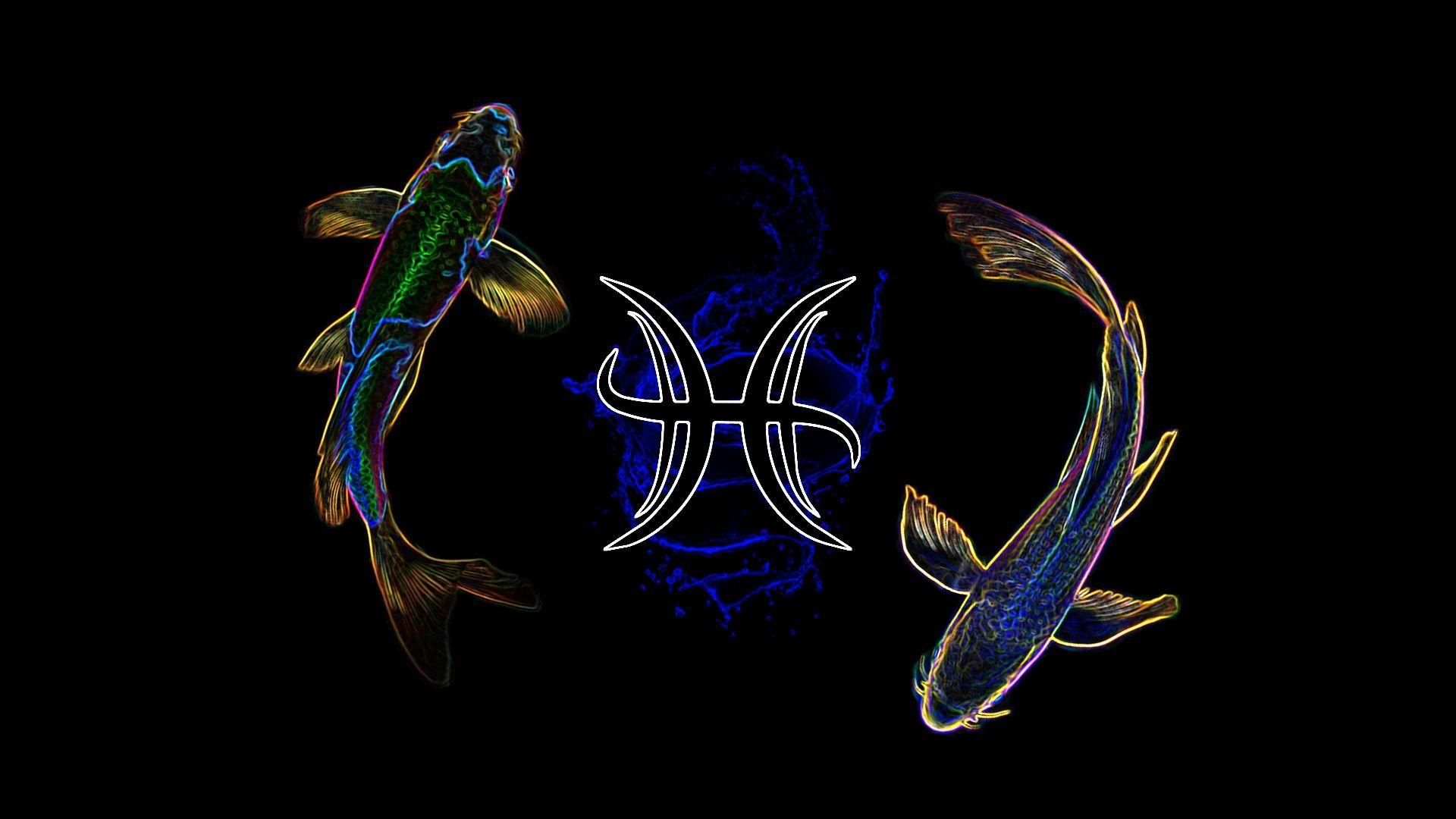 pisces and virgo wallpapers wallpaper cave