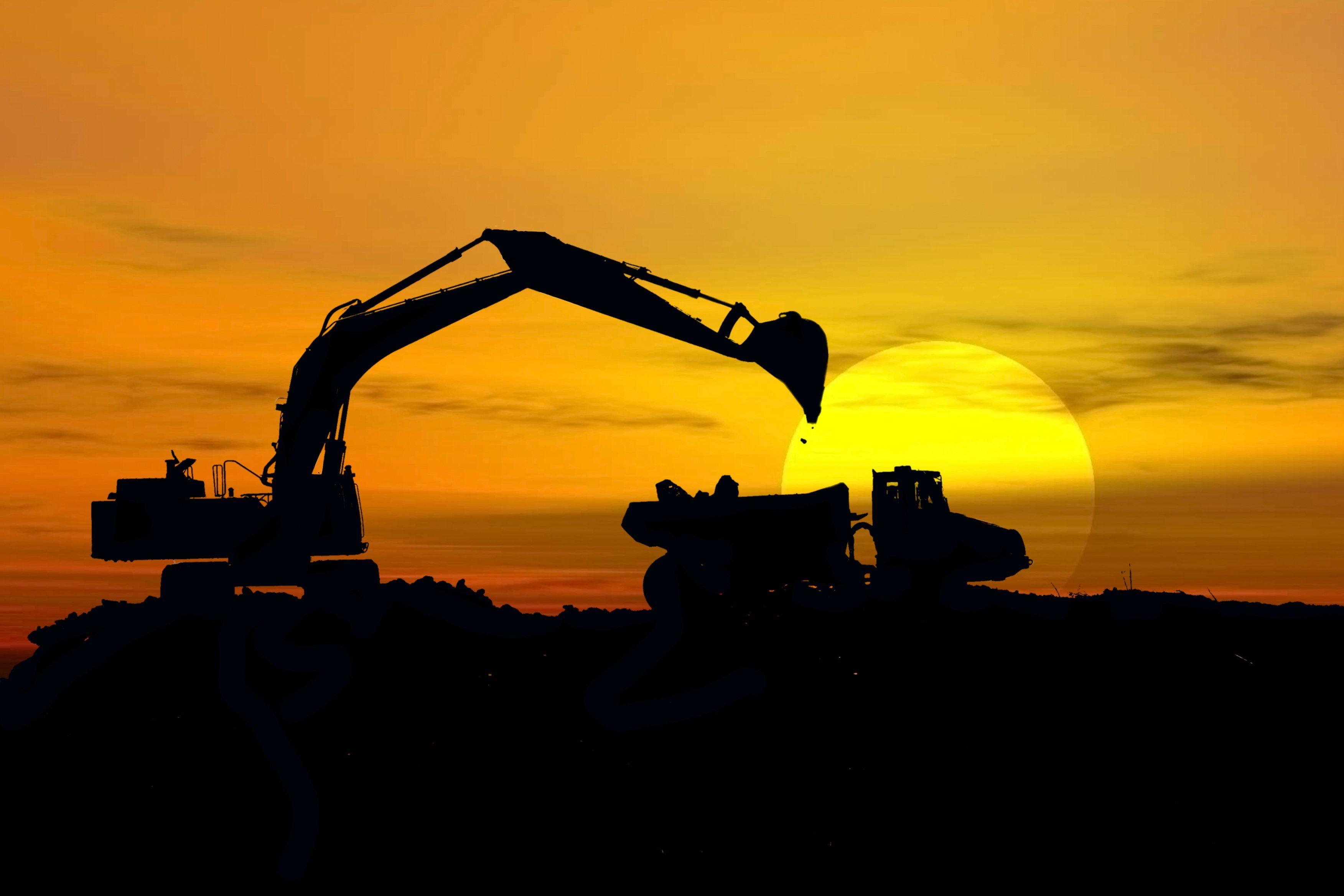 Heavy Equipment Wallpapers - Wallpaper Cave