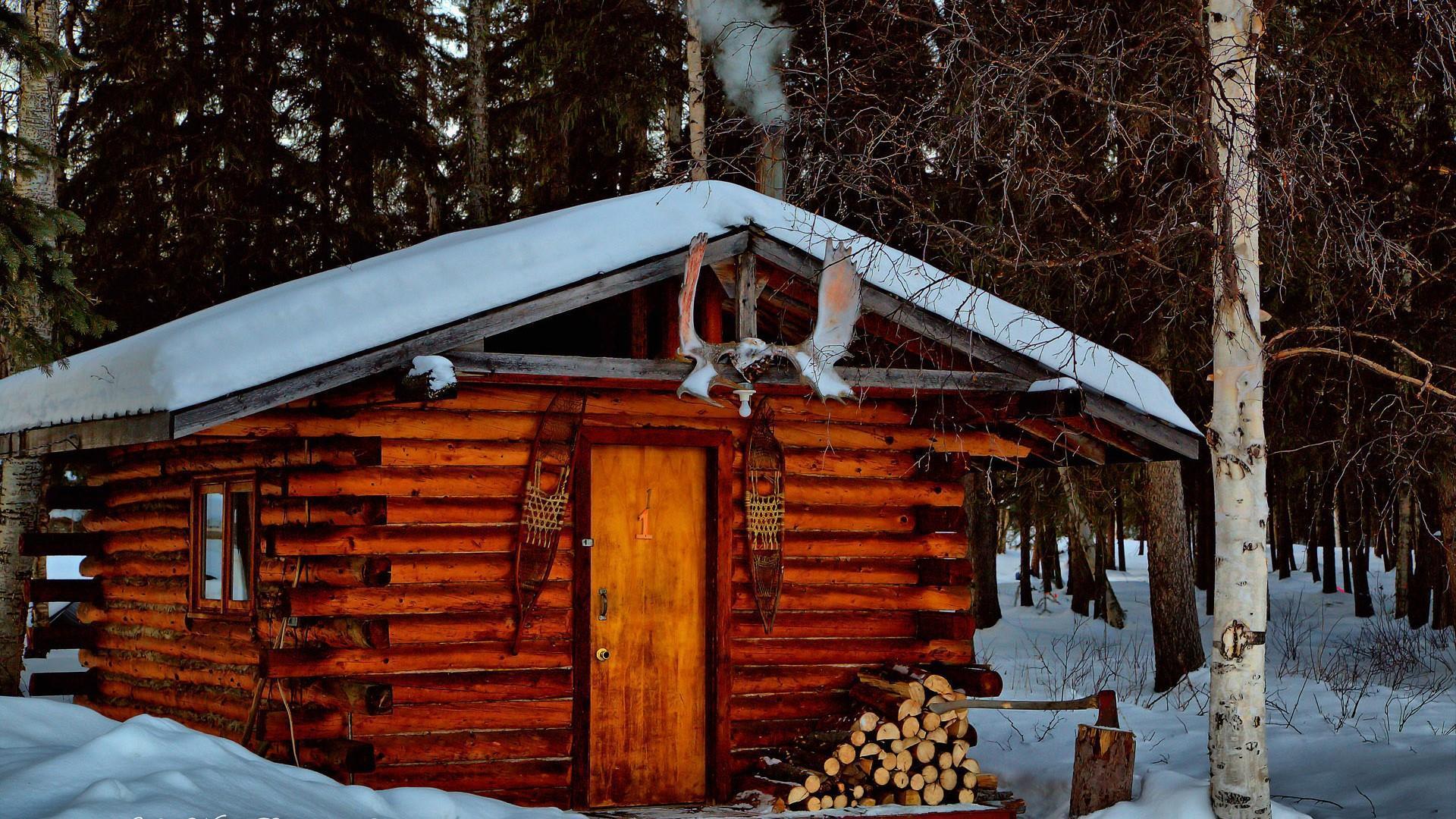 Log Cabins Wallpapers - Wallpaper Cave