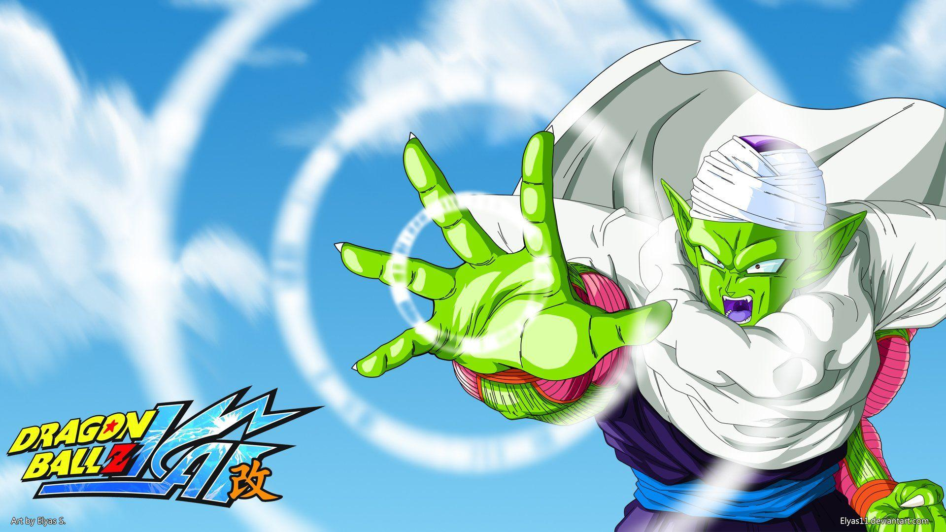 Piccolo Full HD Wallpapers and Backgrounds