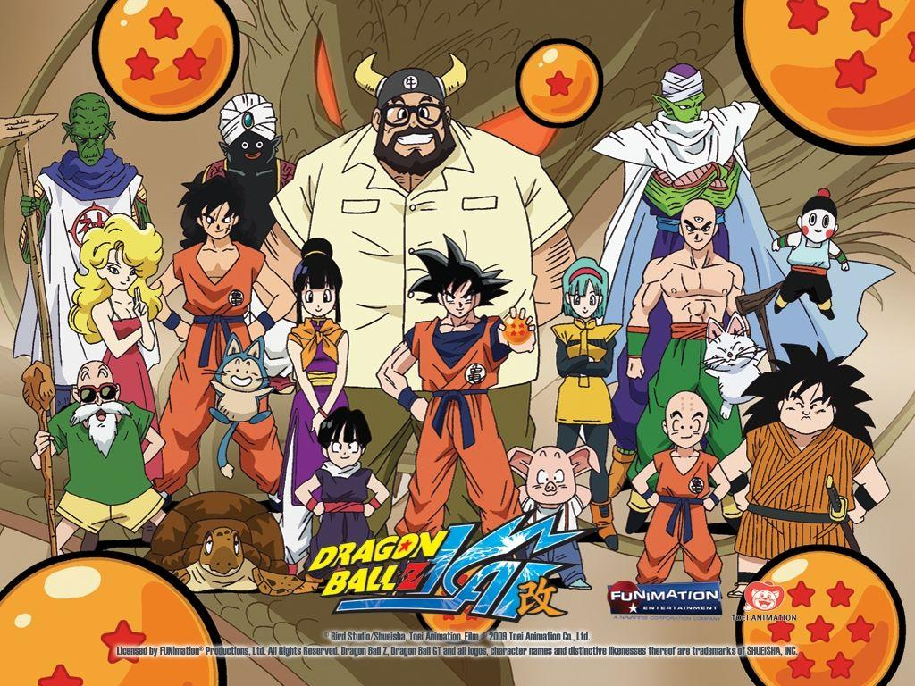 Dragon Ball Z All Characters Wallpapers 1080p • dodskypict